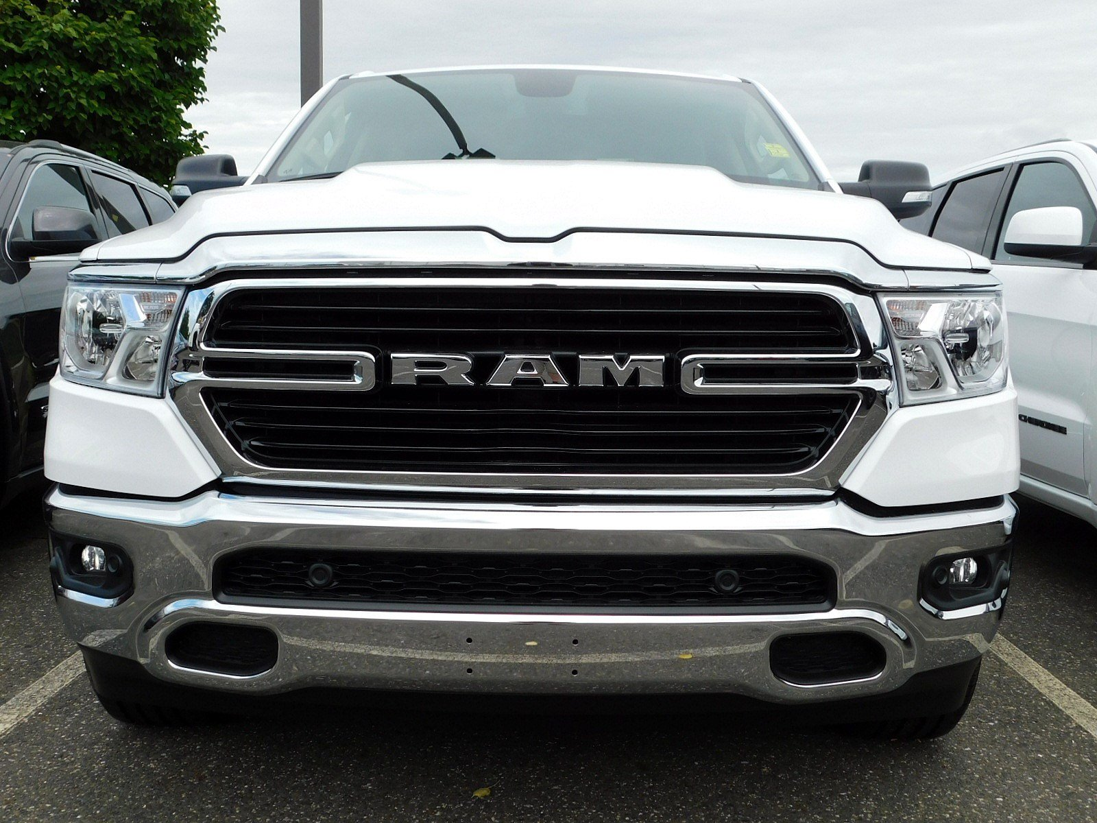 2019 Ram 1500 Quad Cab 4x4,  Pickup #CK031 - photo 3