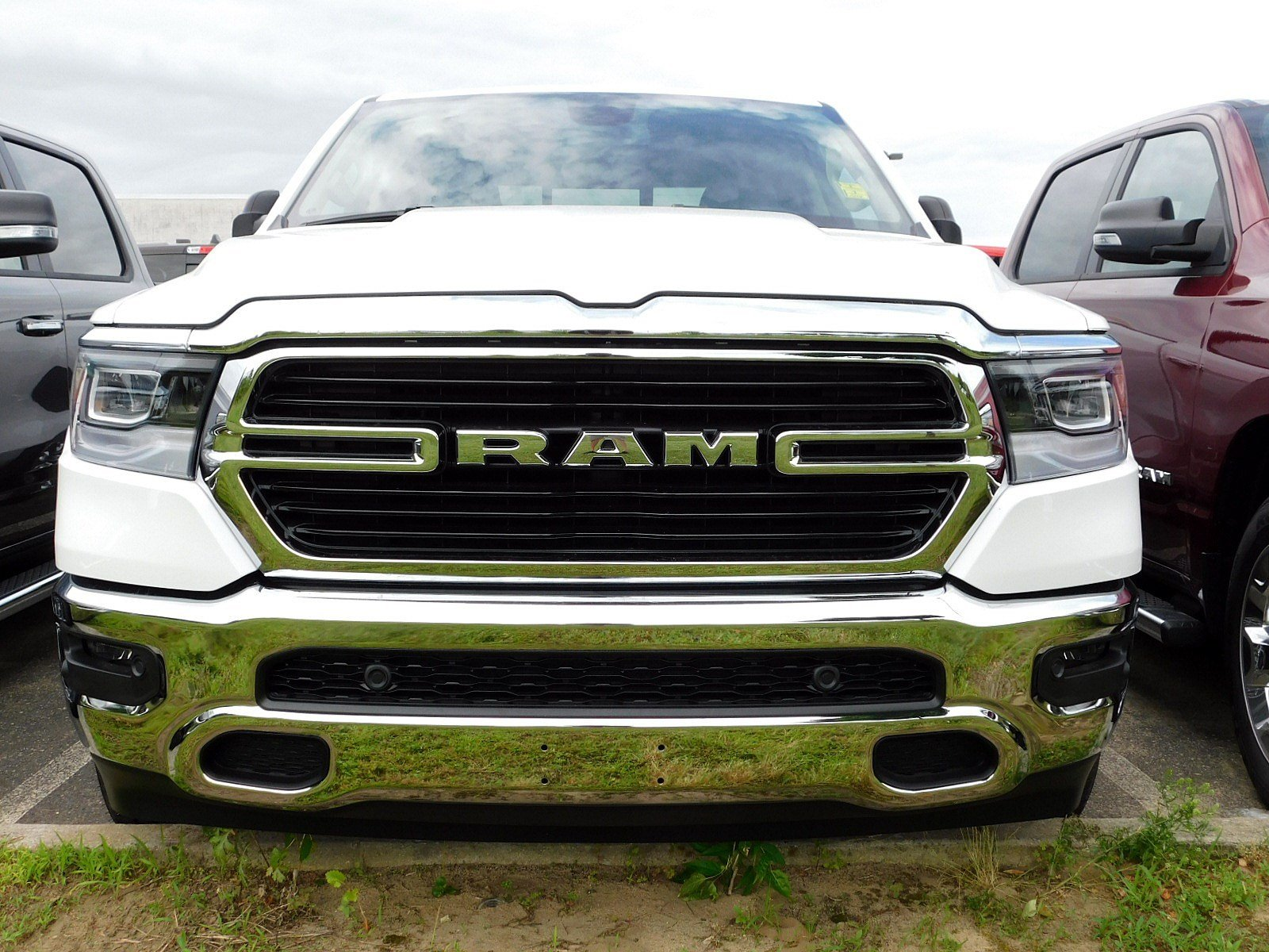 2019 Ram 1500 Quad Cab 4x4,  Pickup #CK032 - photo 3