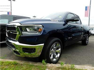 2019 Ram 1500 Quad Cab 4x4,  Pickup #CK033 - photo 4