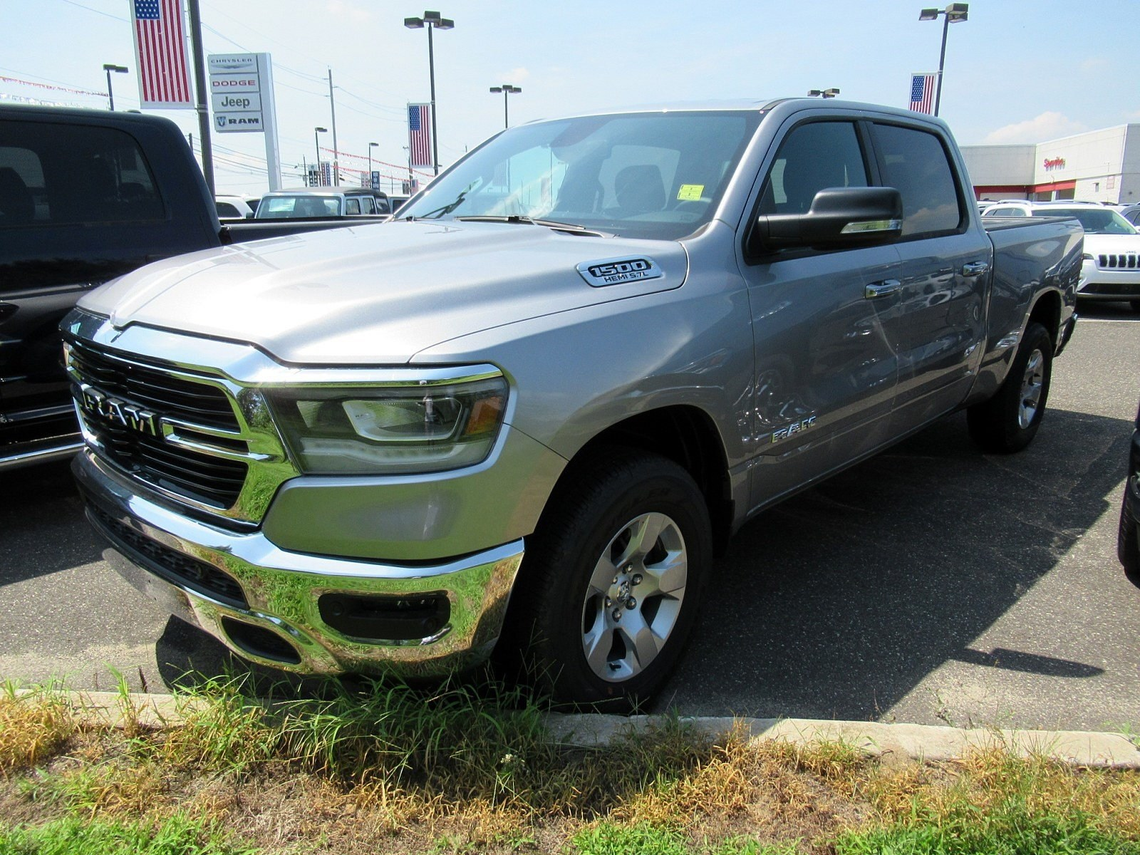 2019 Ram 1500 Crew Cab 4x4,  Pickup #CK038 - photo 4