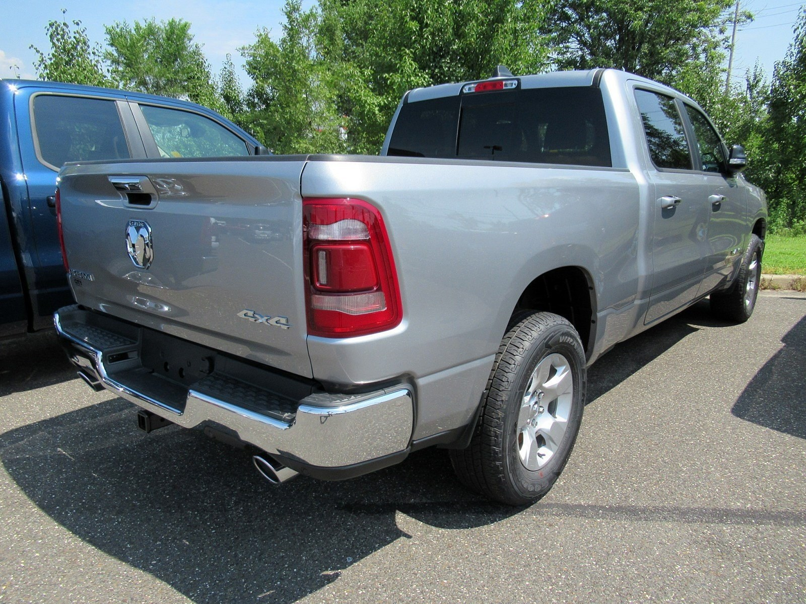 2019 Ram 1500 Crew Cab 4x4,  Pickup #CK038 - photo 2