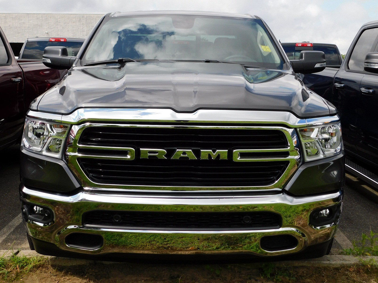 2019 Ram 1500 Quad Cab 4x4,  Pickup #CK048 - photo 3