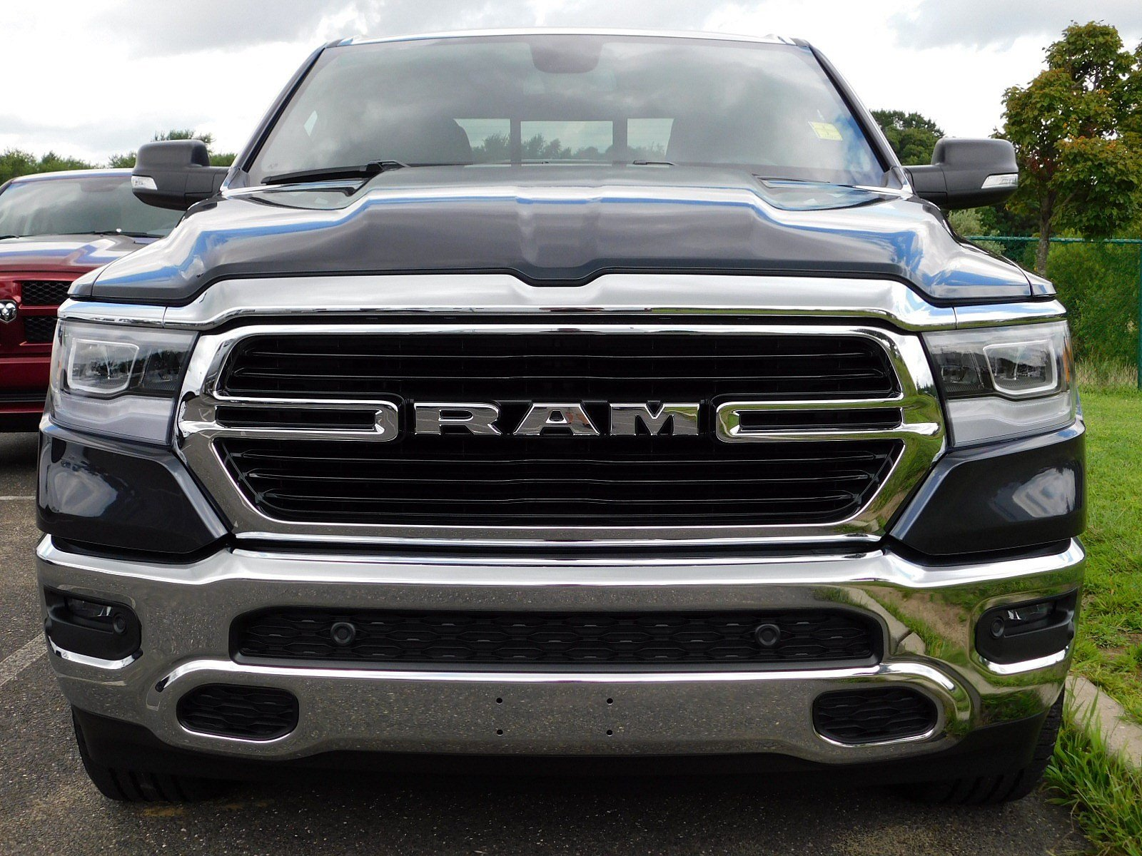2019 Ram 1500 Quad Cab 4x4,  Pickup #CK049 - photo 3