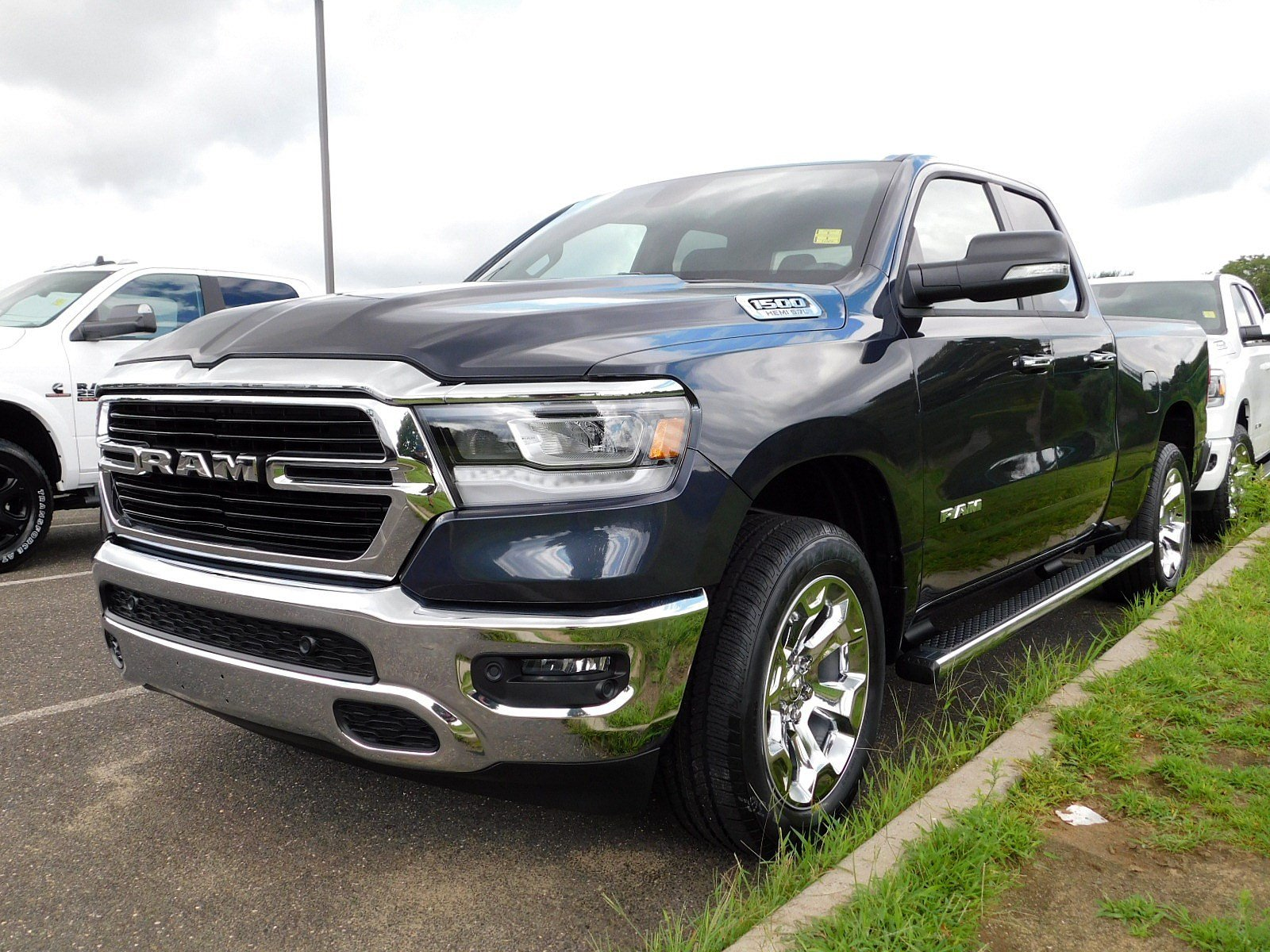 2019 Ram 1500 Quad Cab 4x4,  Pickup #CK049 - photo 4