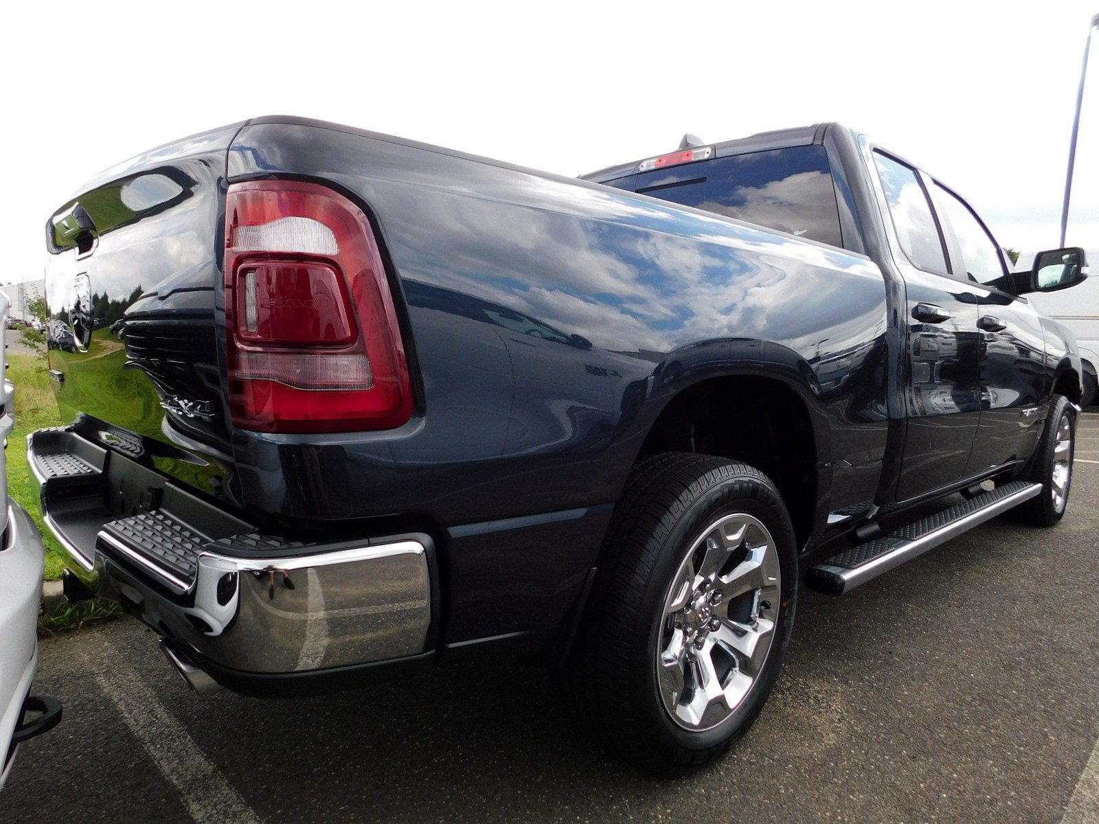 2019 Ram 1500 Quad Cab 4x4,  Pickup #CK049 - photo 2