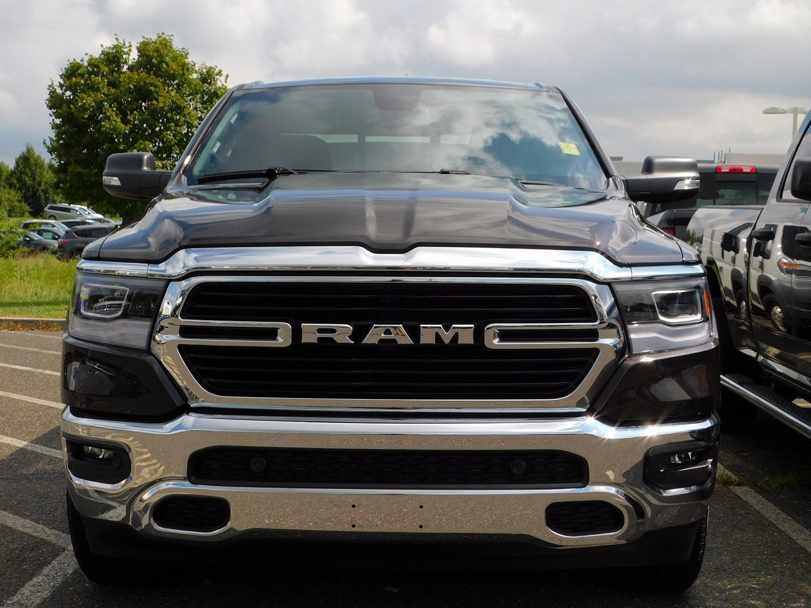 2019 Ram 1500 Quad Cab 4x4,  Pickup #CK055 - photo 3