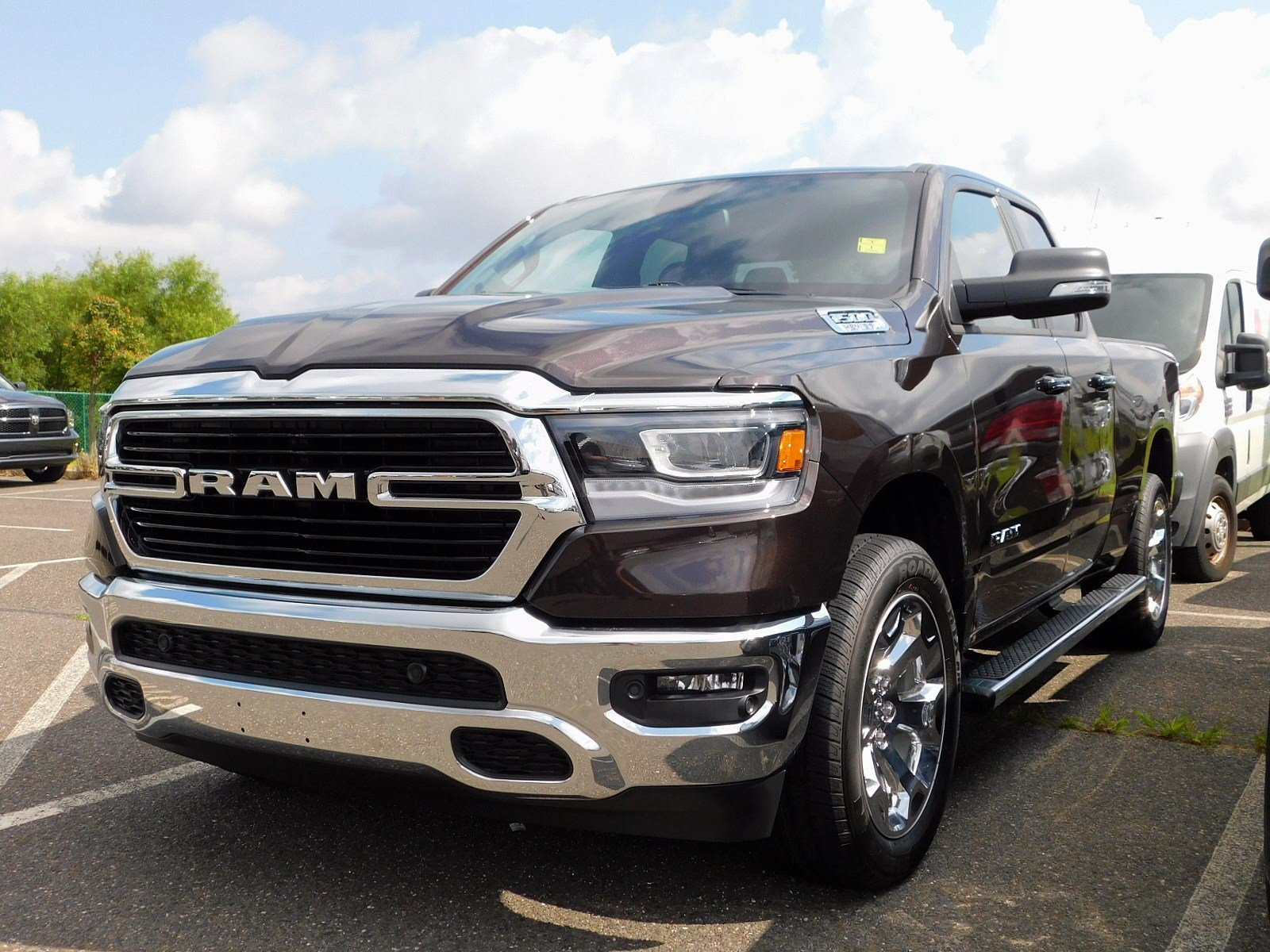 2019 Ram 1500 Quad Cab 4x4,  Pickup #CK055 - photo 4