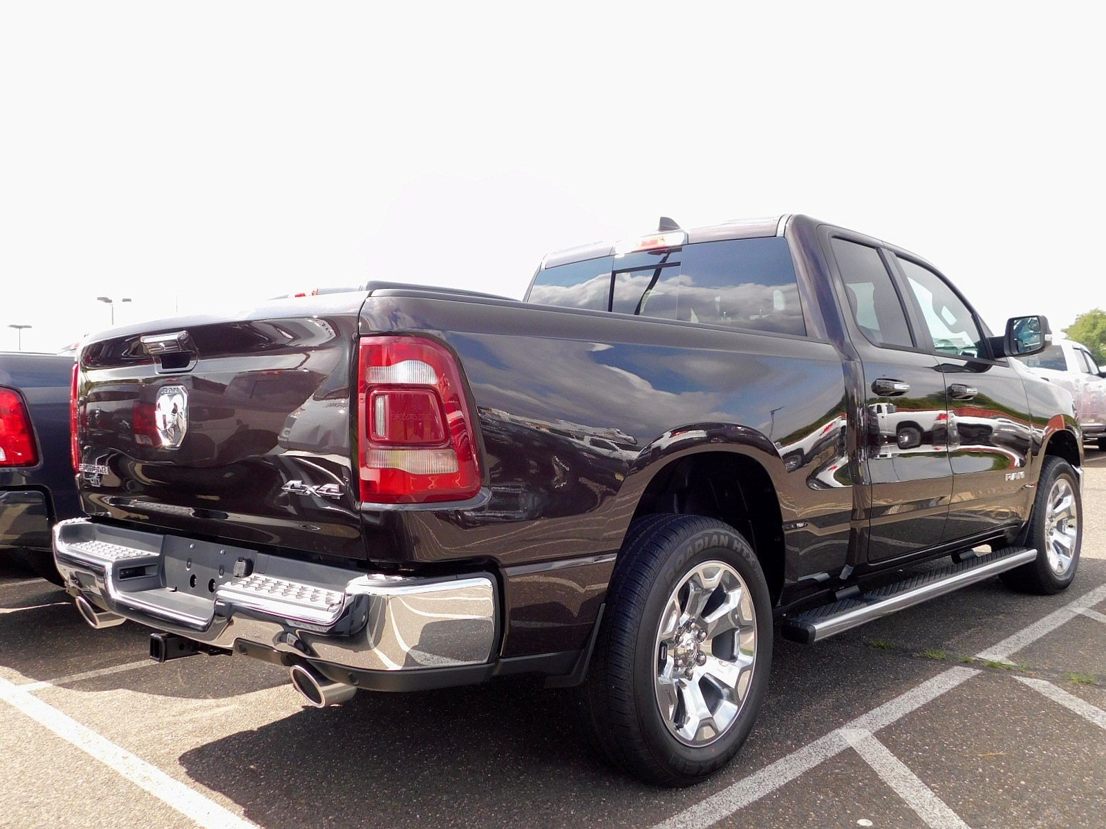 2019 Ram 1500 Quad Cab 4x4,  Pickup #CK055 - photo 2