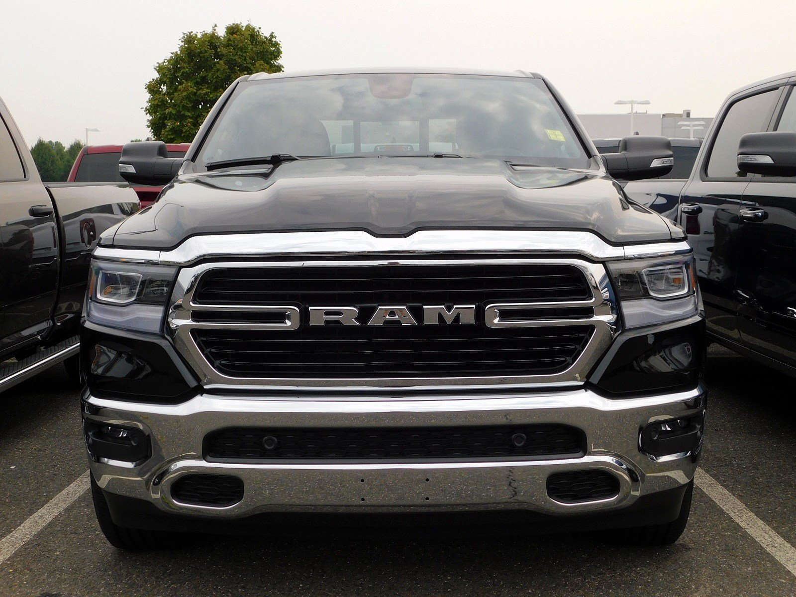 2019 Ram 1500 Quad Cab 4x4,  Pickup #CK056 - photo 3