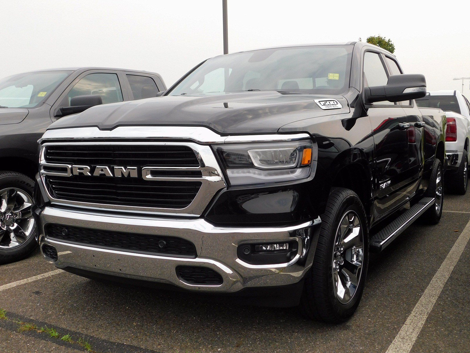 2019 Ram 1500 Quad Cab 4x4,  Pickup #CK056 - photo 4