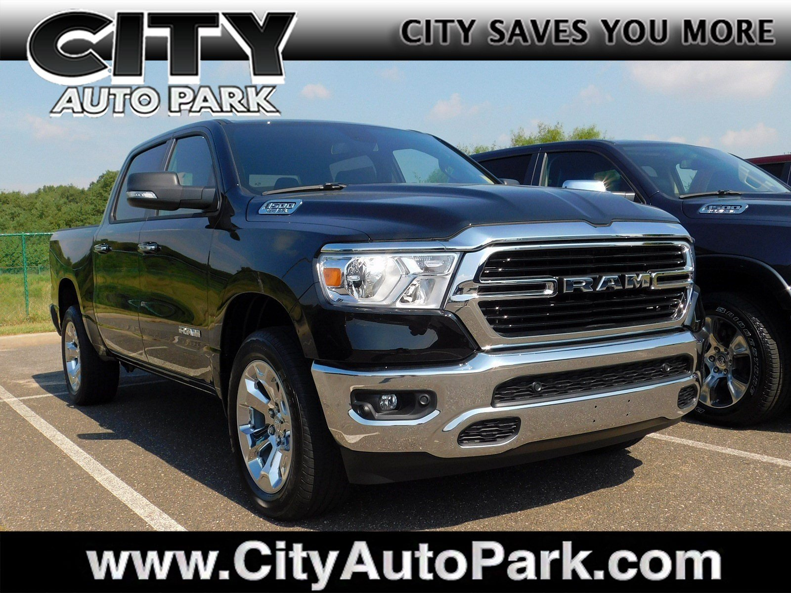 2019 Ram 1500 Crew Cab 4x4,  Pickup #CK065 - photo 1