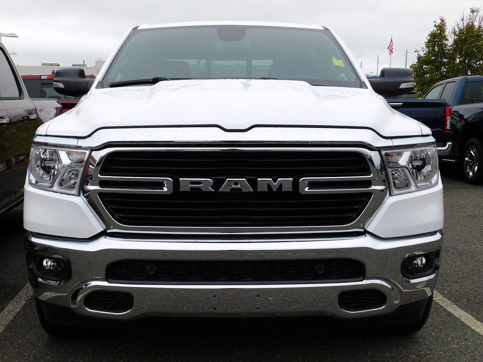 2019 Ram 1500 Crew Cab 4x4,  Pickup #CK079 - photo 3