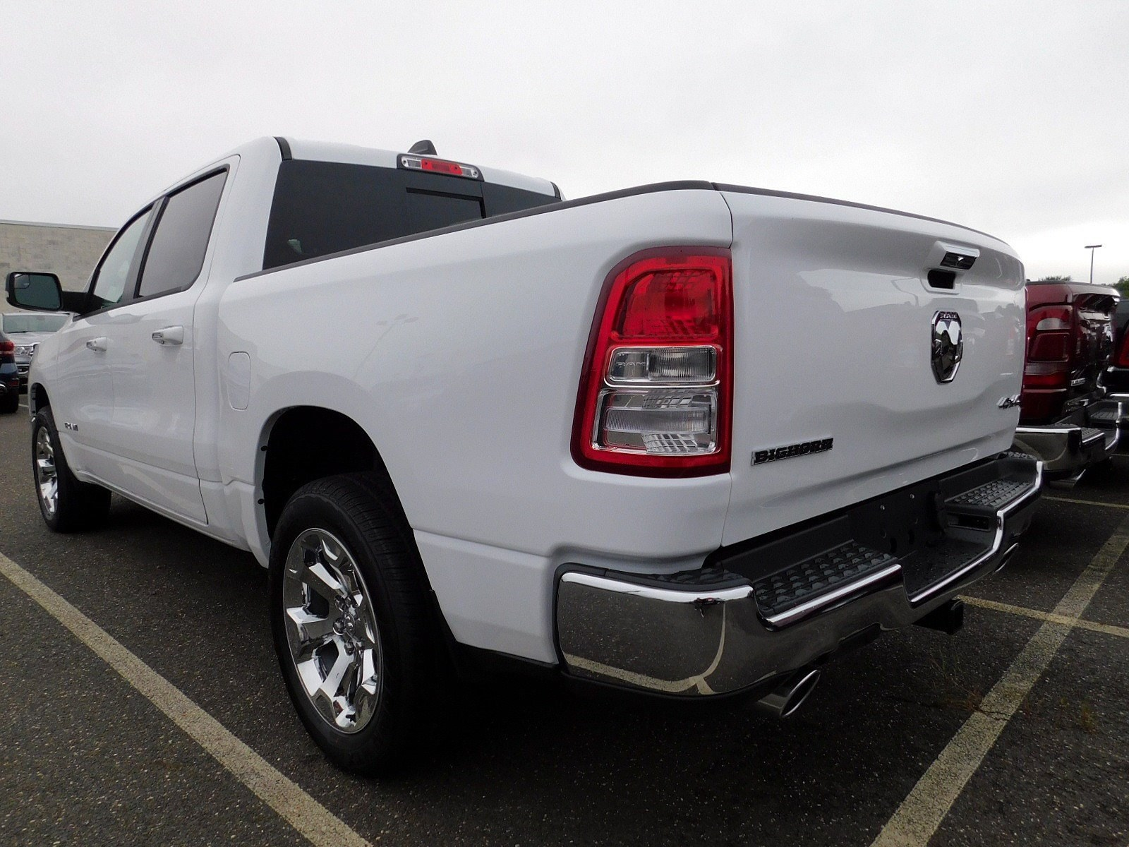 2019 Ram 1500 Crew Cab 4x4,  Pickup #CK079 - photo 7