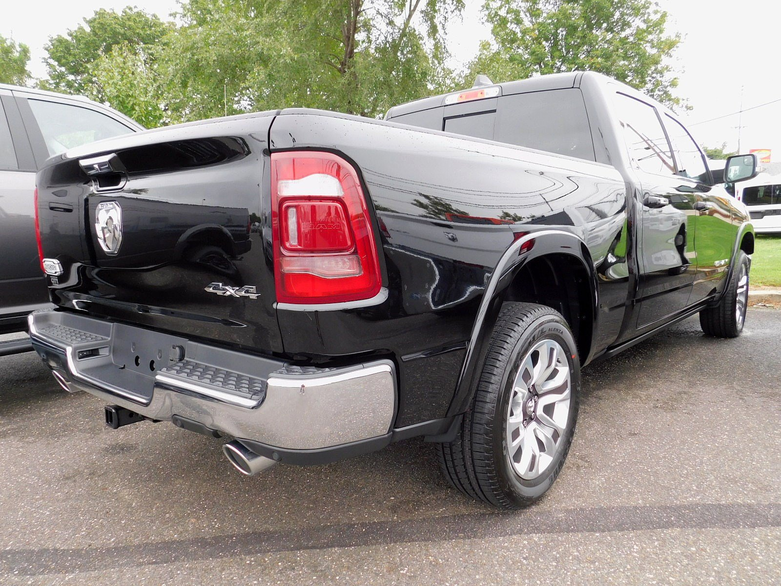 2019 Ram 1500 Crew Cab 4x4,  Pickup #CK091 - photo 2
