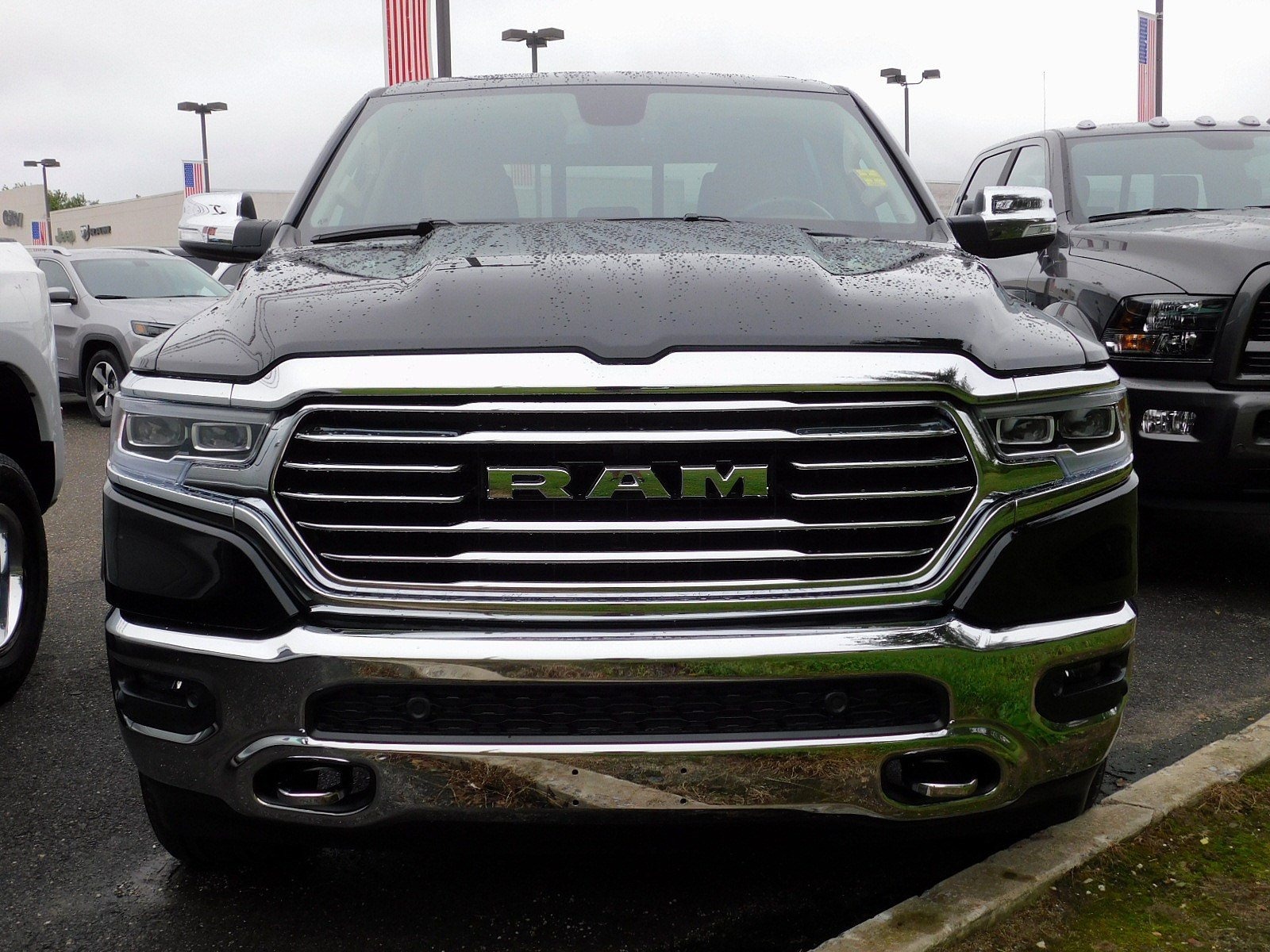 2019 Ram 1500 Crew Cab 4x4,  Pickup #CK091 - photo 3