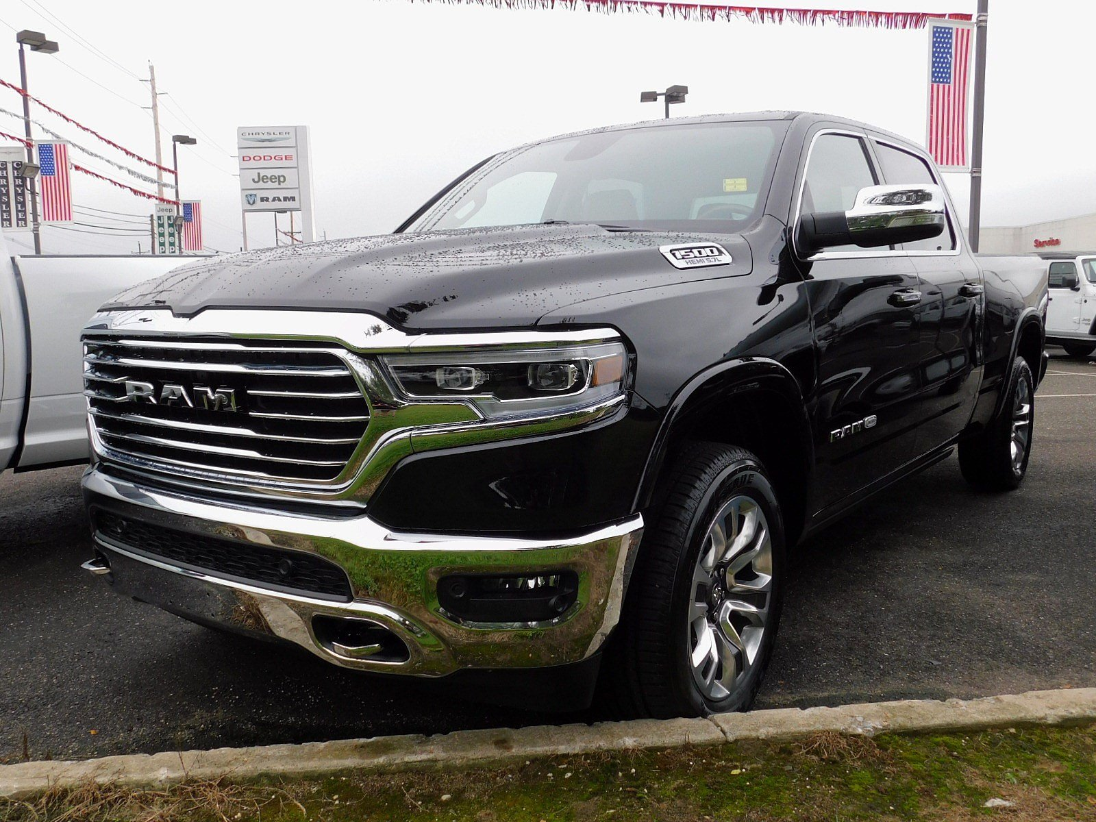 2019 Ram 1500 Crew Cab 4x4,  Pickup #CK091 - photo 4