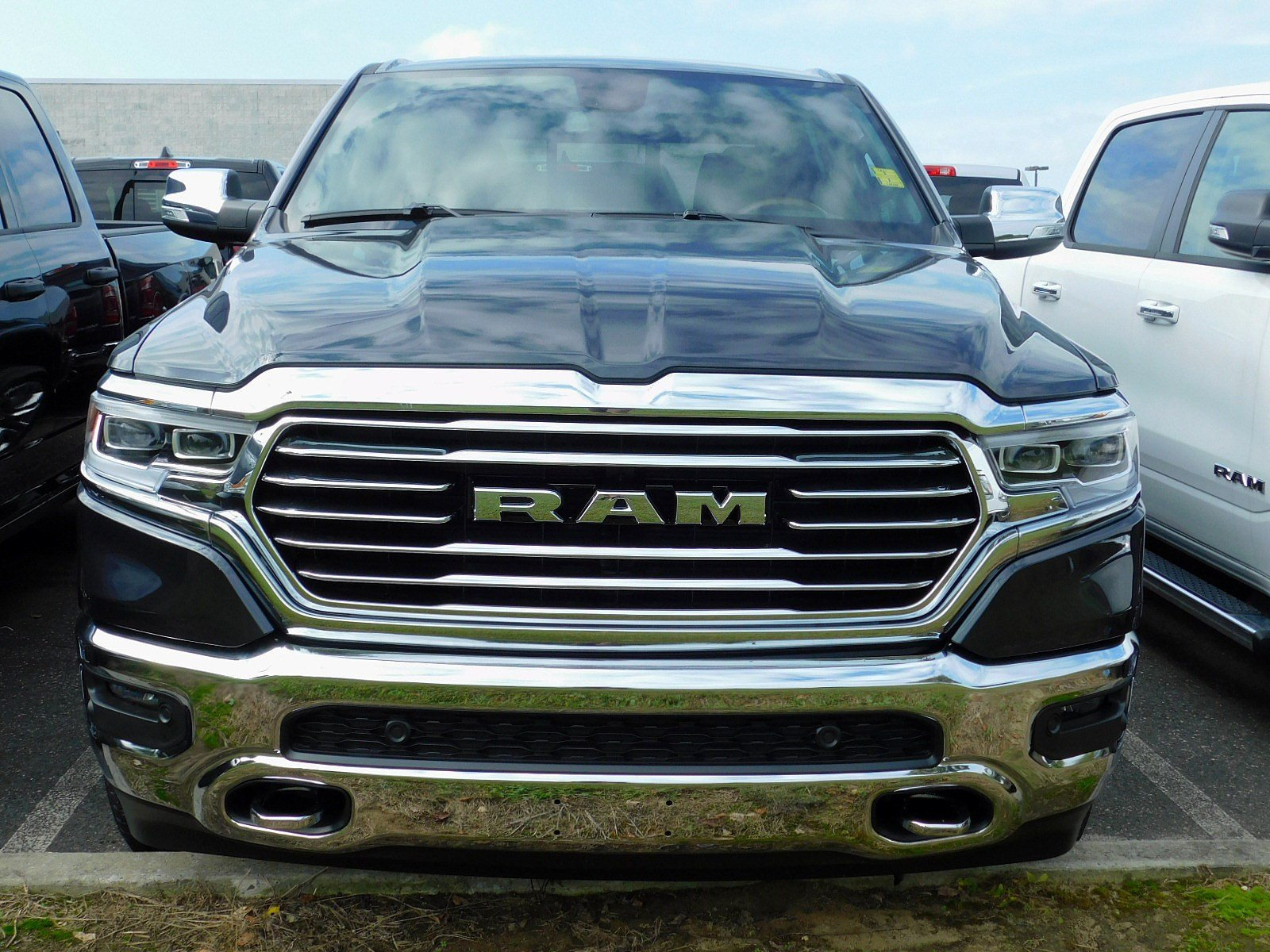 2019 Ram 1500 Crew Cab 4x4,  Pickup #CK110 - photo 3