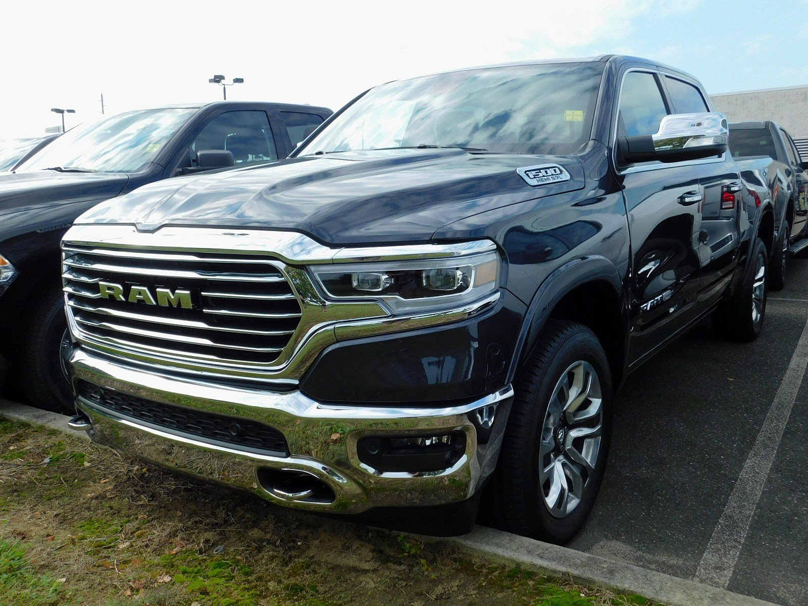 2019 Ram 1500 Crew Cab 4x4,  Pickup #CK110 - photo 4