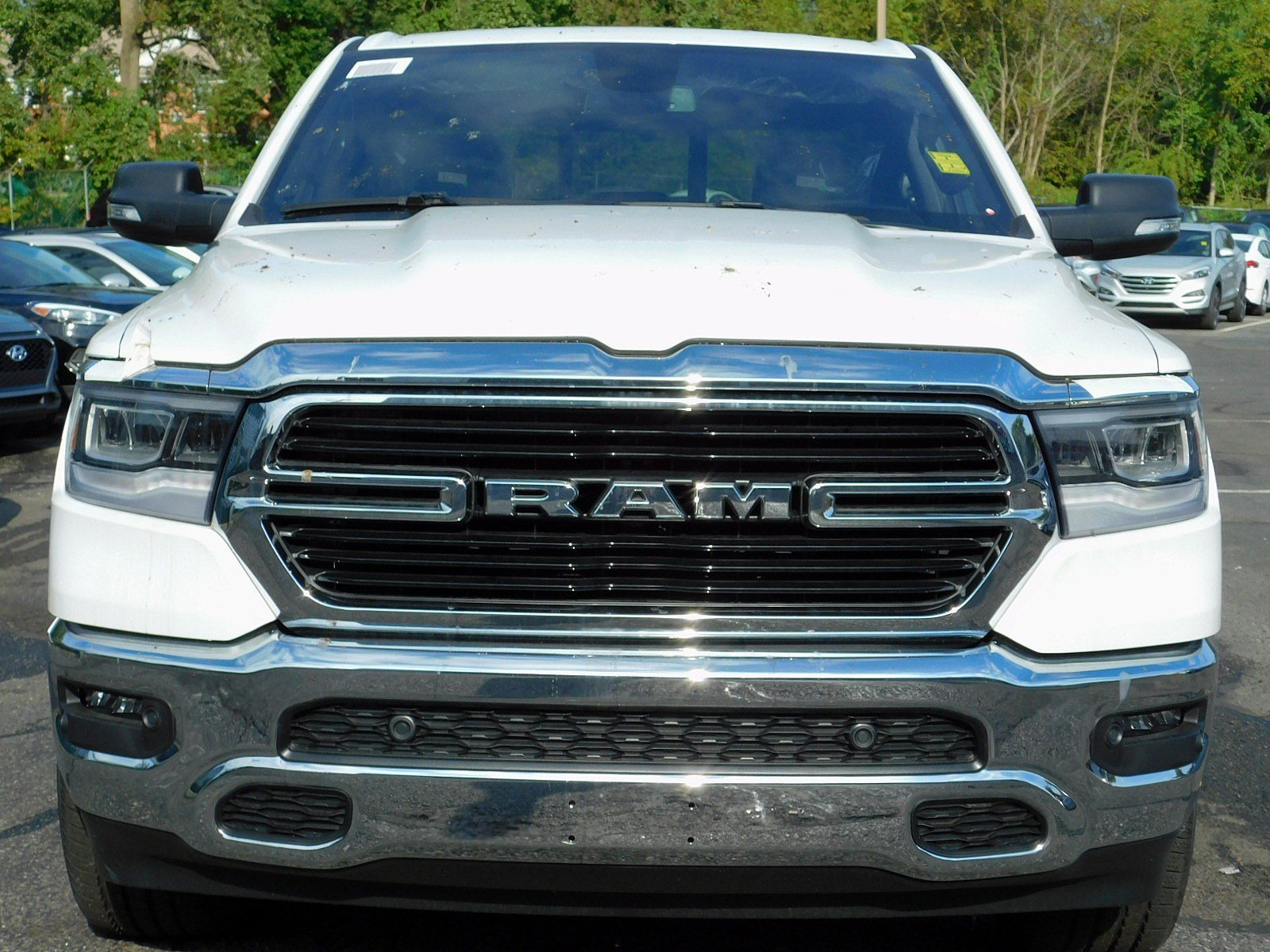 2019 Ram 1500 Quad Cab 4x4,  Pickup #CK140 - photo 3