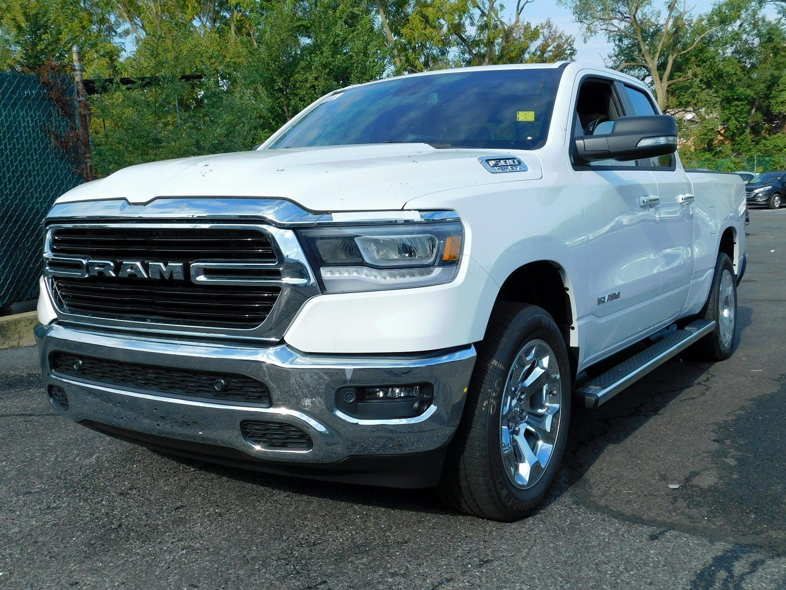 2019 Ram 1500 Quad Cab 4x4,  Pickup #CK140 - photo 4