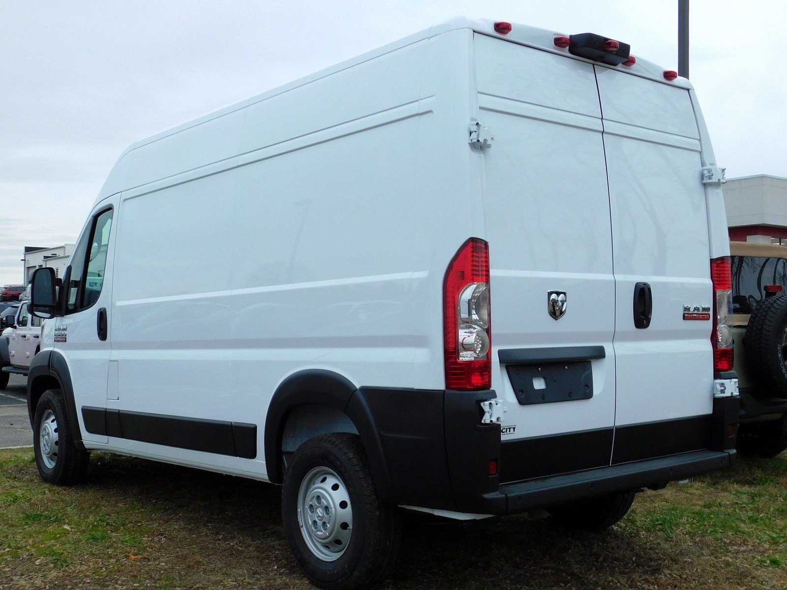 2019 ProMaster 2500 High Roof FWD,  Empty Cargo Van #CK190 - photo 7