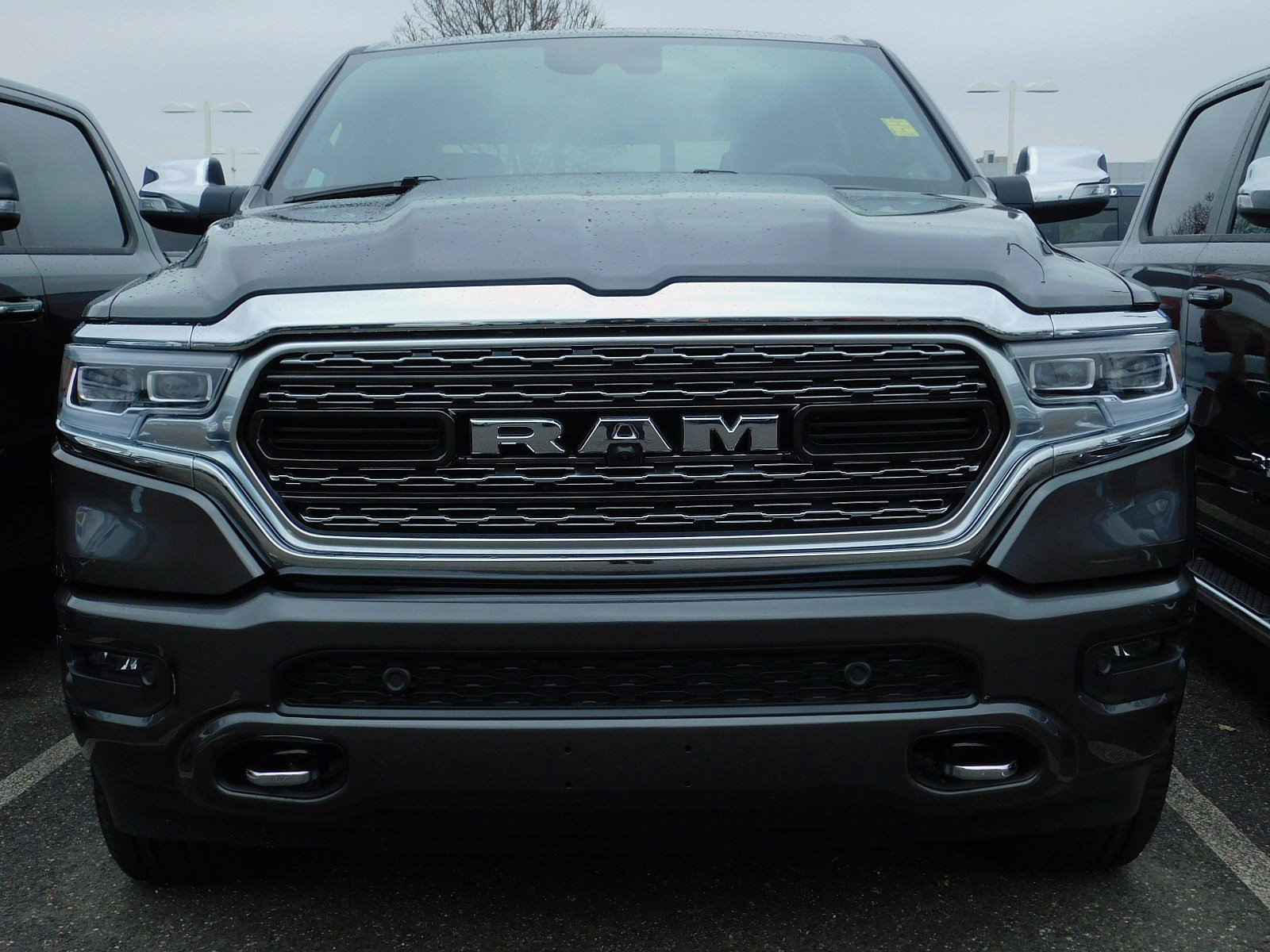 2019 Ram 1500 Crew Cab 4x4,  Pickup #CK204 - photo 3