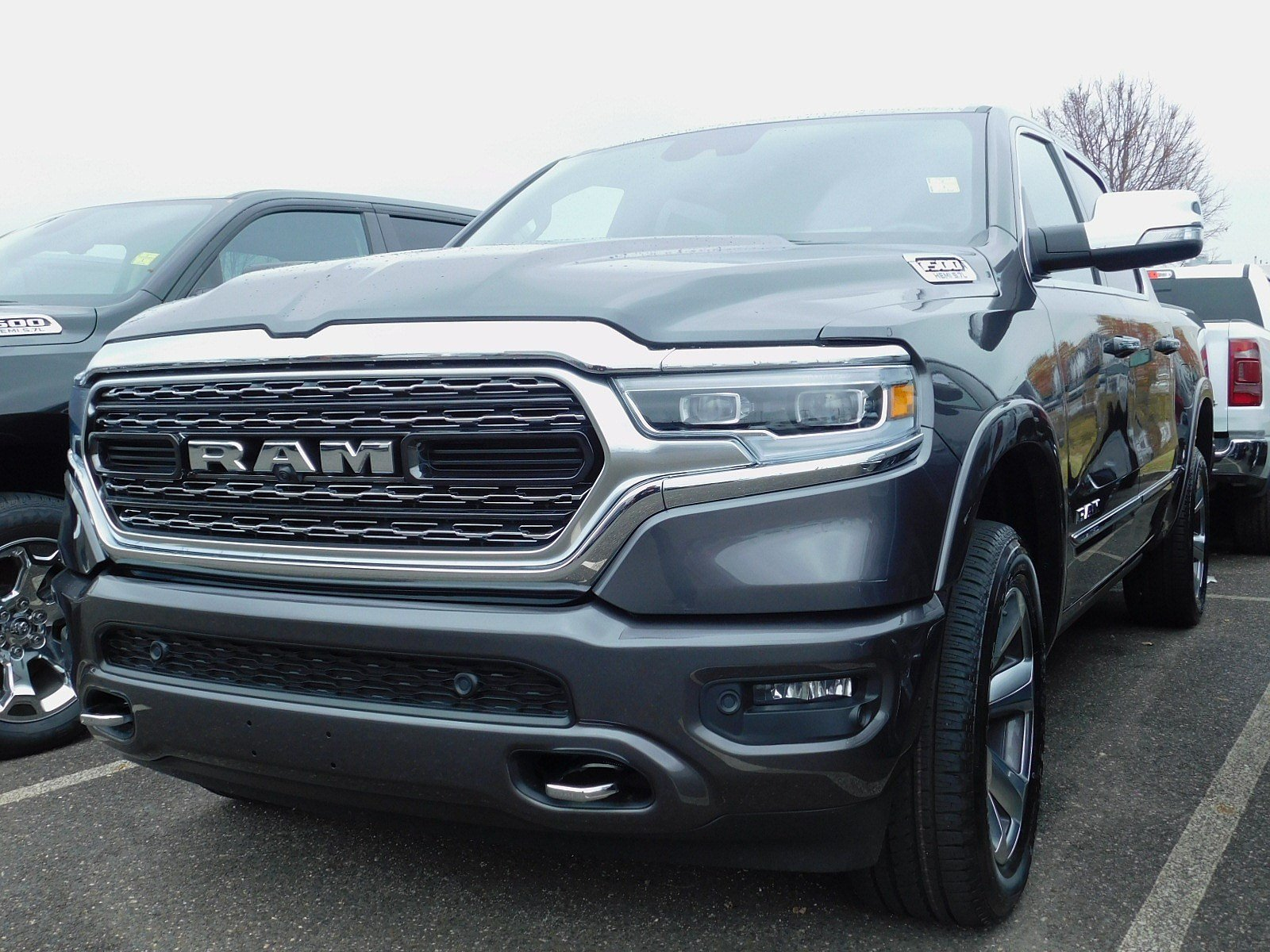 2019 Ram 1500 Crew Cab 4x4,  Pickup #CK204 - photo 4