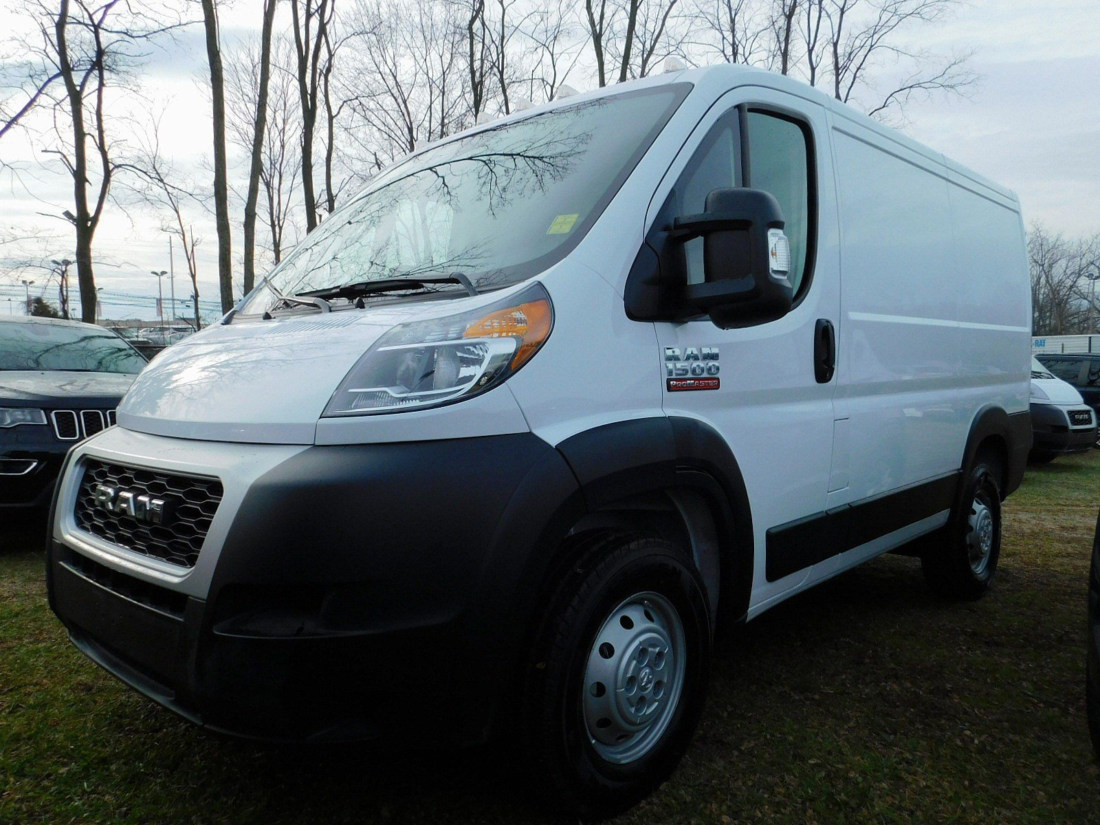 2019 ProMaster 1500 Standard Roof FWD,  Empty Cargo Van #CK253 - photo 3