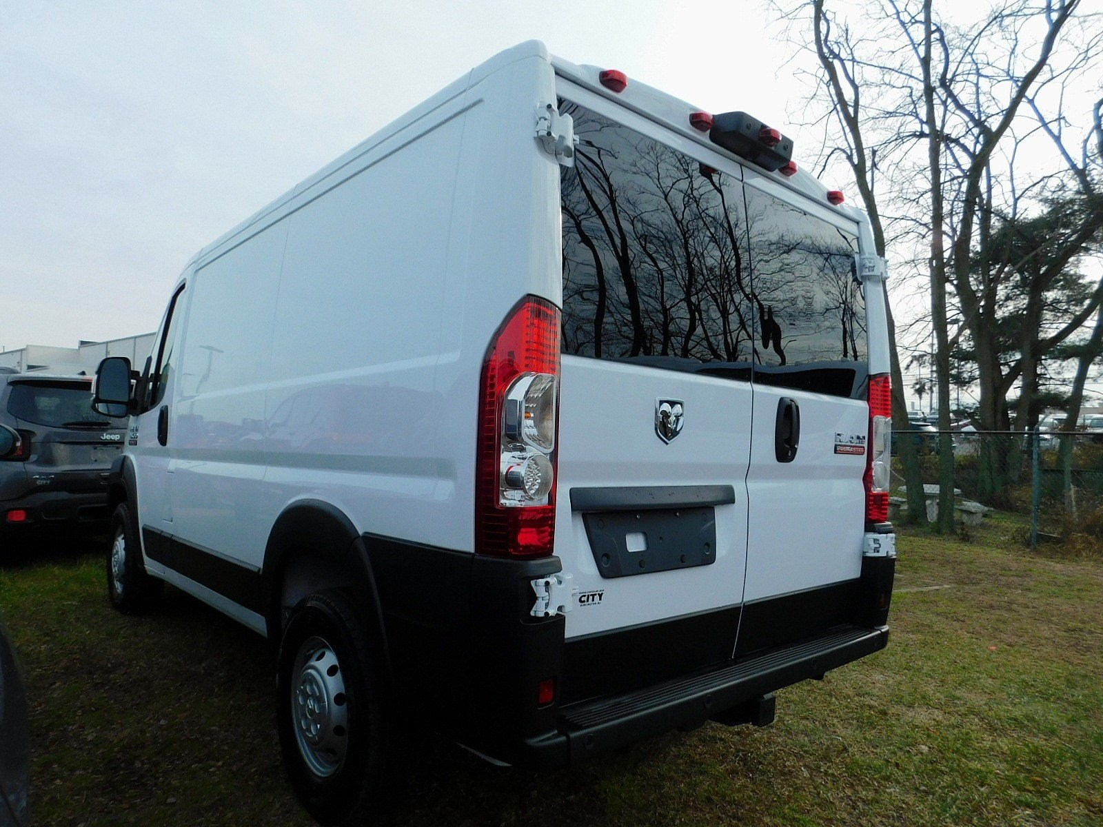 2019 ProMaster 1500 Standard Roof FWD,  Empty Cargo Van #CK253 - photo 6