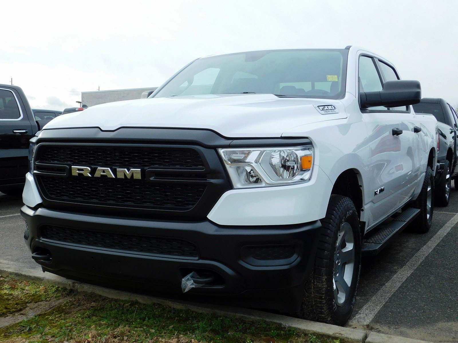 2019 Ram 1500 Crew Cab 4x4,  Pickup #CK258 - photo 4