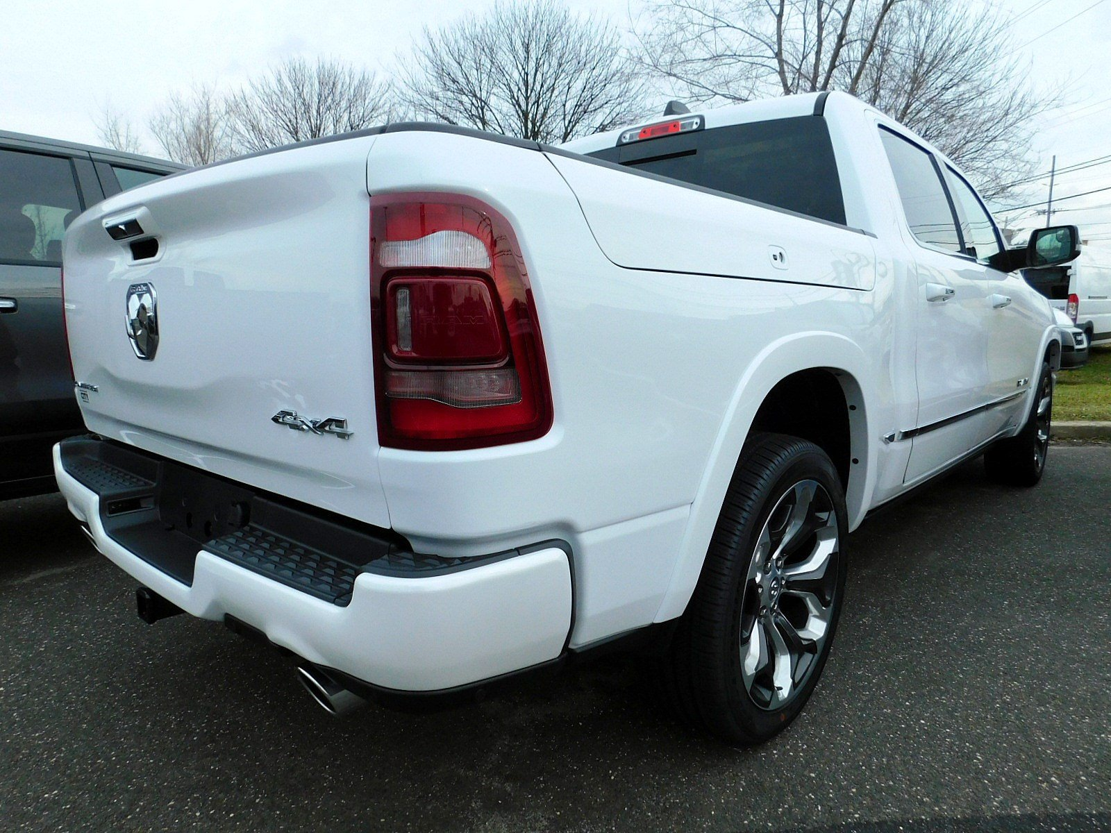 2019 Ram 1500 Crew Cab 4x4,  Pickup #CK259 - photo 2