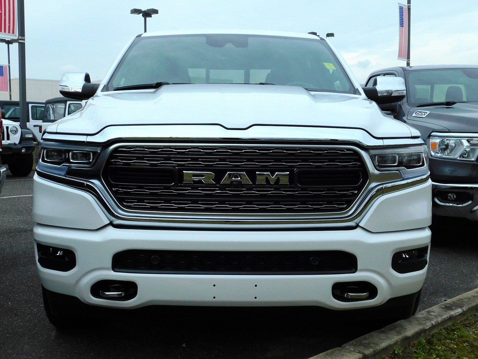 2019 Ram 1500 Crew Cab 4x4,  Pickup #CK259 - photo 3