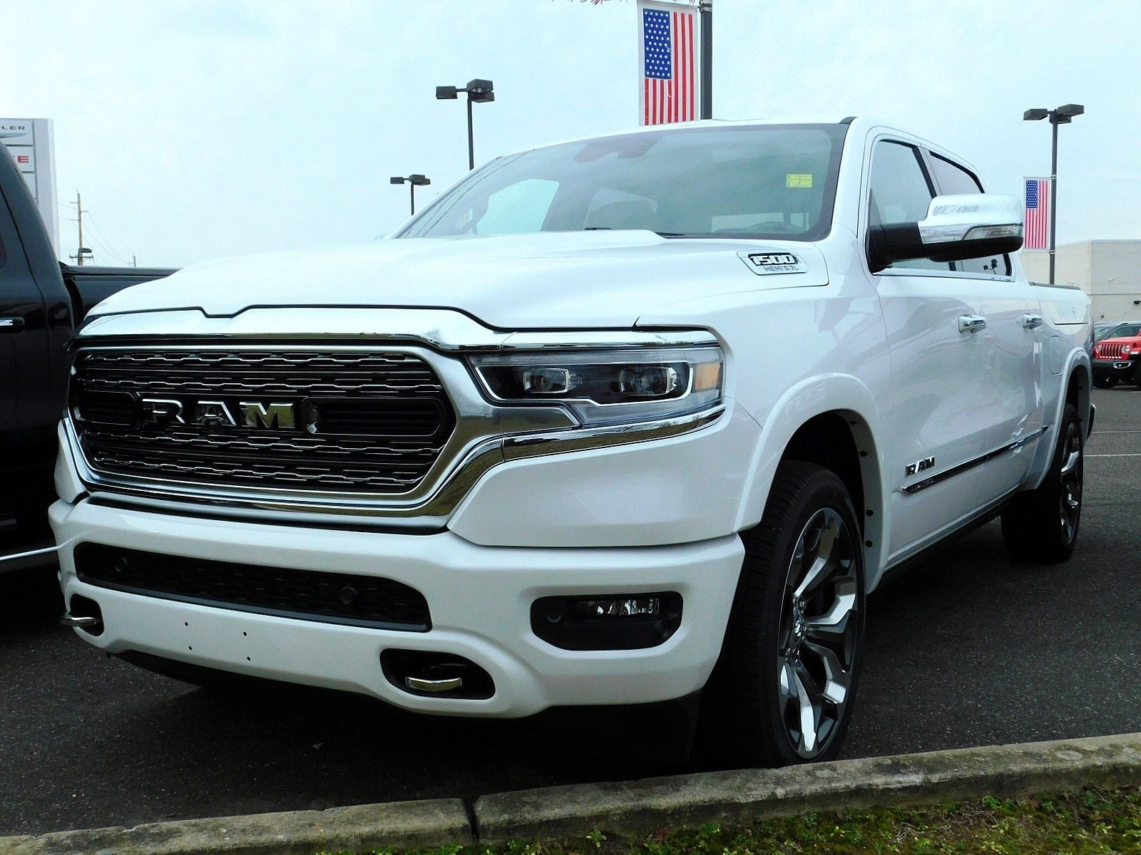 2019 Ram 1500 Crew Cab 4x4,  Pickup #CK259 - photo 4