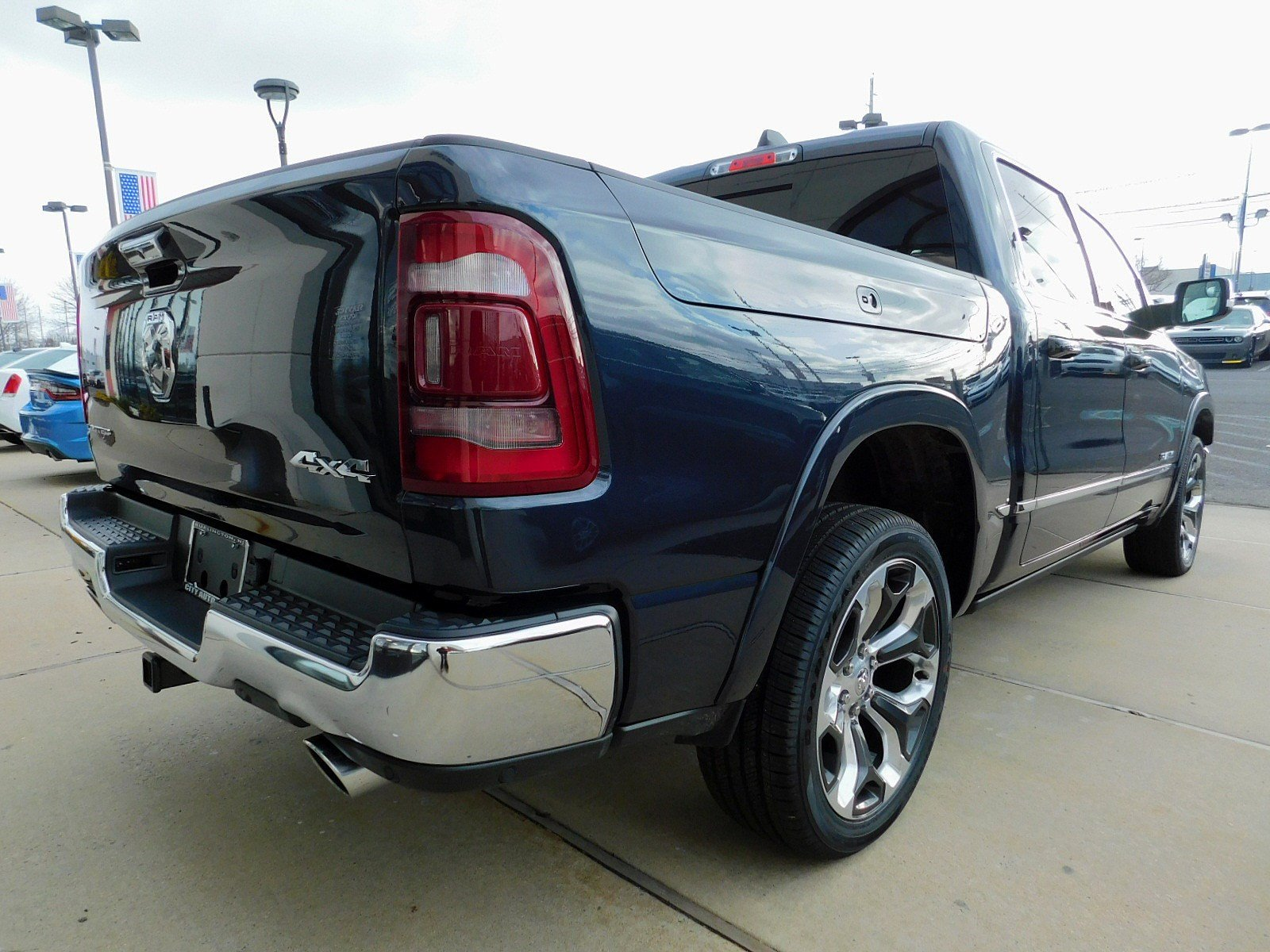 2019 Ram 1500 Crew Cab 4x4,  Pickup #CK278 - photo 2