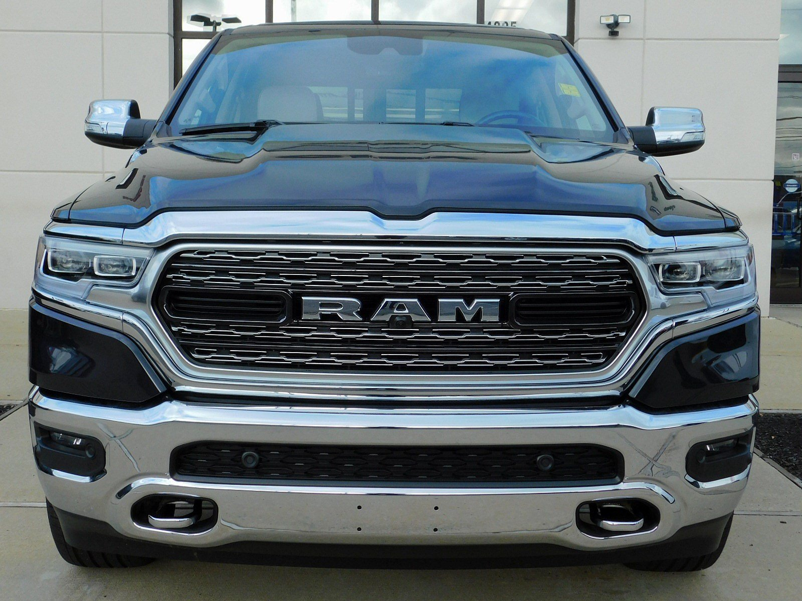 2019 Ram 1500 Crew Cab 4x4,  Pickup #CK278 - photo 3