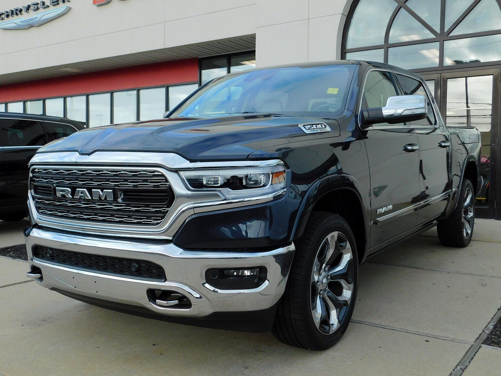 2019 Ram 1500 Crew Cab 4x4,  Pickup #CK278 - photo 4