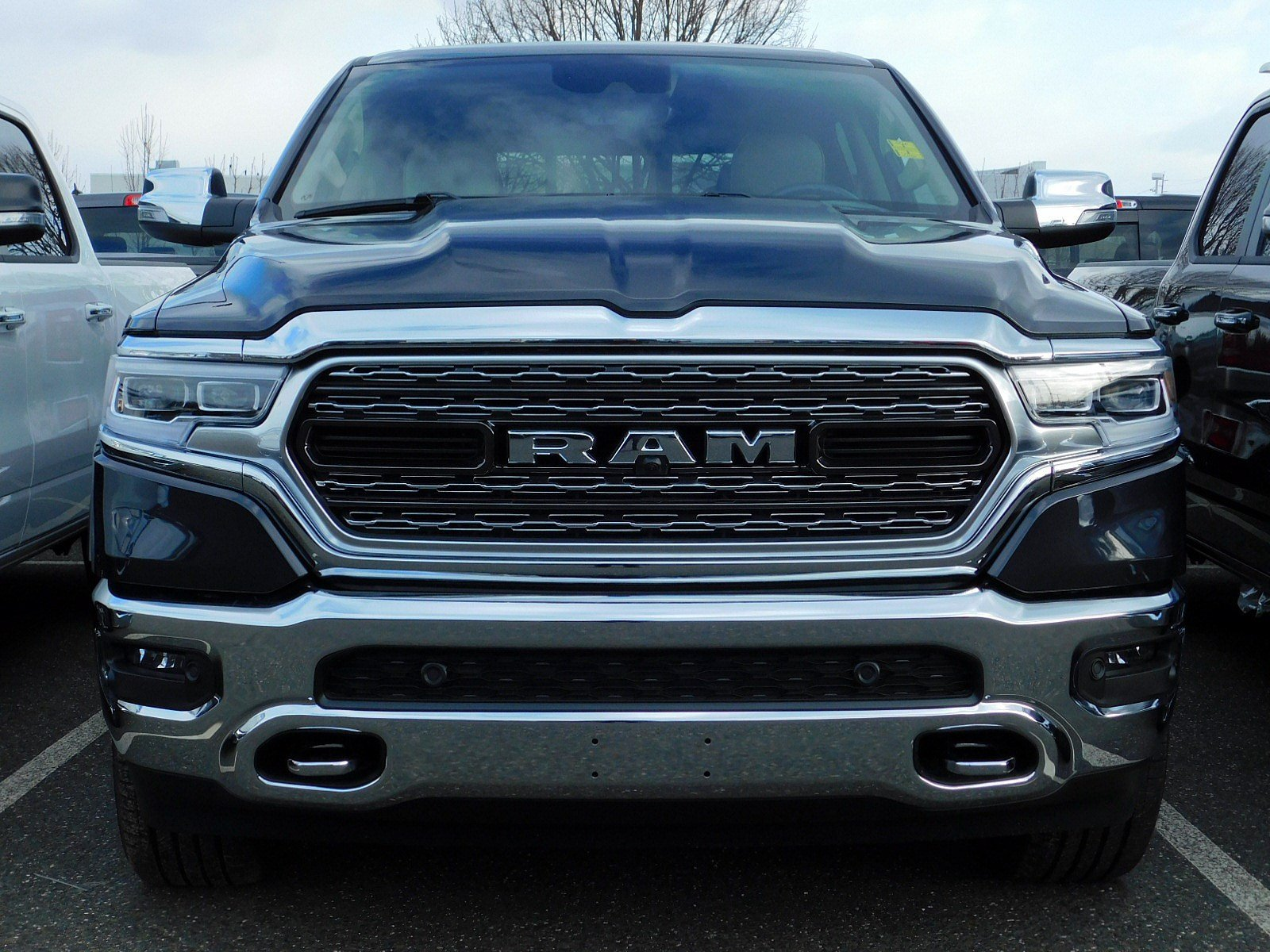 2019 Ram 1500 Crew Cab 4x4,  Pickup #CK281 - photo 3