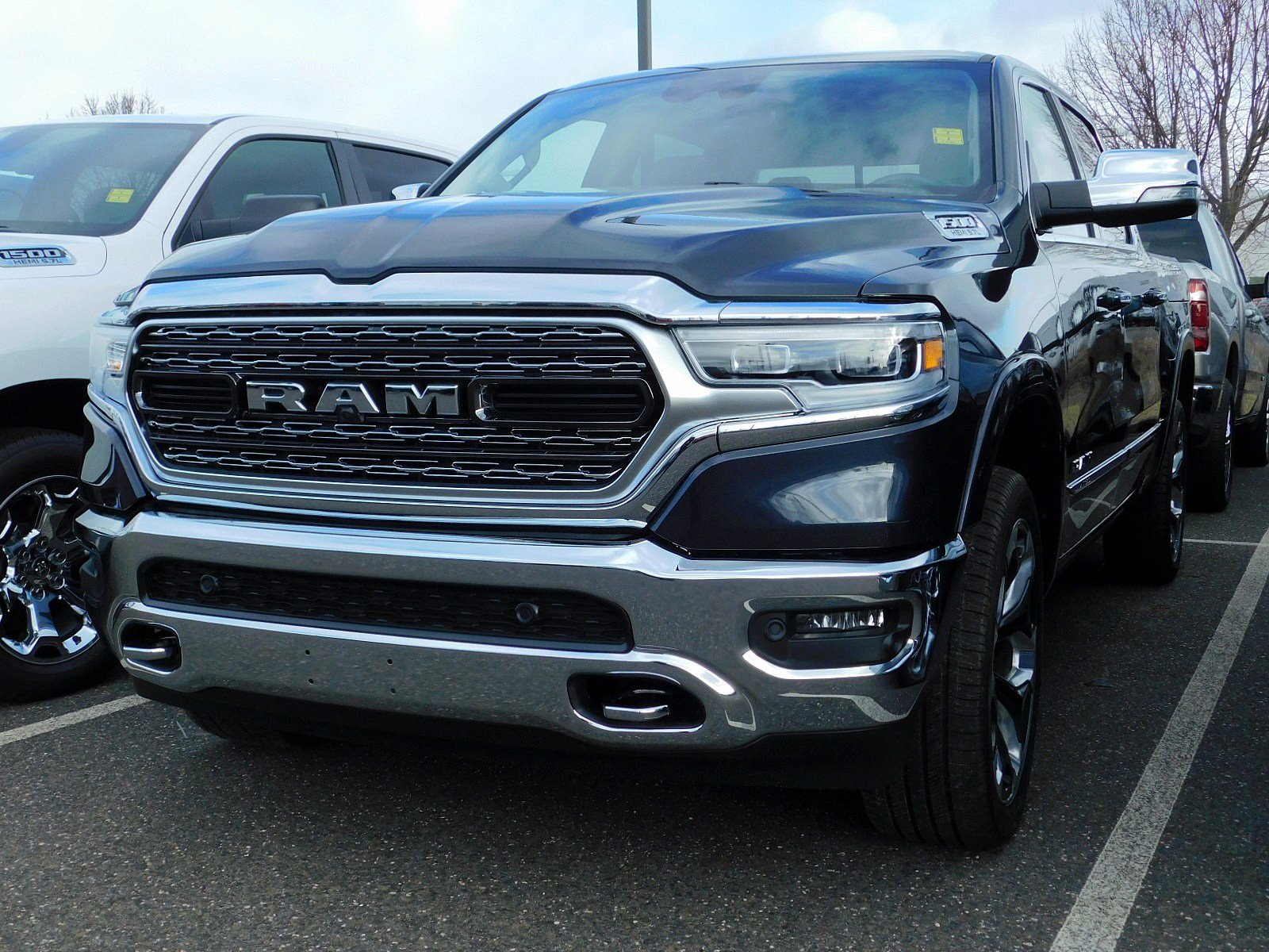 2019 Ram 1500 Crew Cab 4x4,  Pickup #CK281 - photo 4