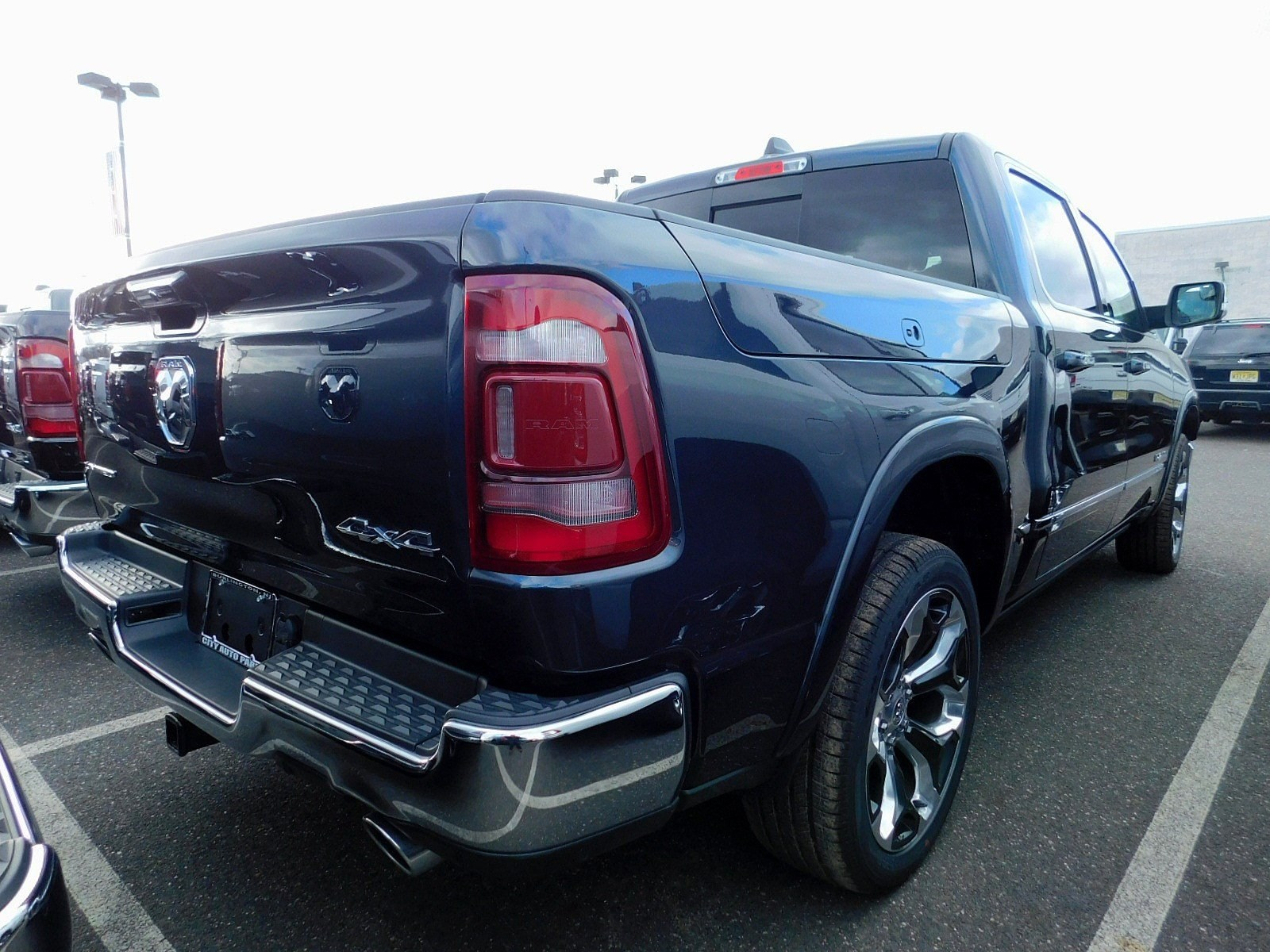 2019 Ram 1500 Crew Cab 4x4,  Pickup #CK281 - photo 2
