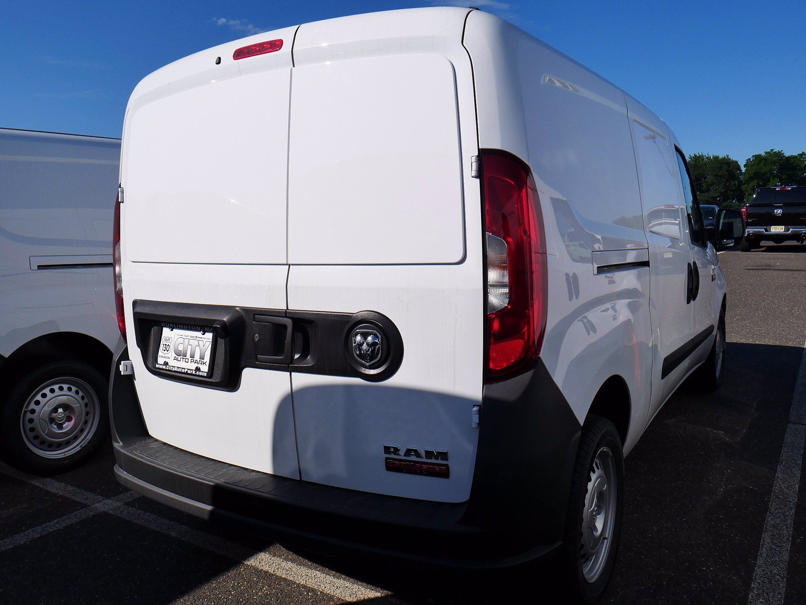 2020 Ram ProMaster City FWD, Empty Cargo Van #CL230 - photo 1
