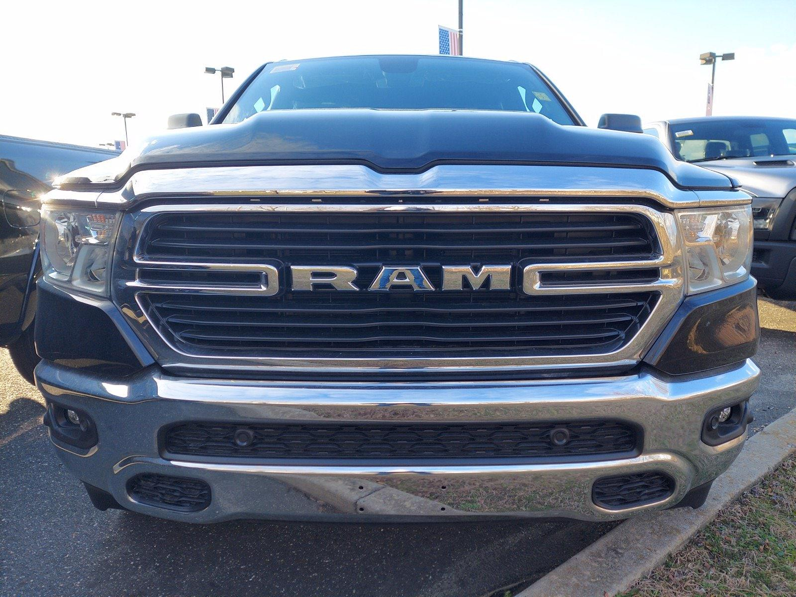 2021 Ram 1500 Quad Cab 4x2, Pickup #CM119 - photo 4