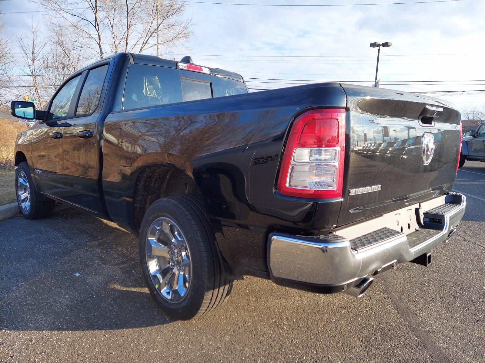 2021 Ram 1500 Quad Cab 4x2, Pickup #CM119 - photo 1