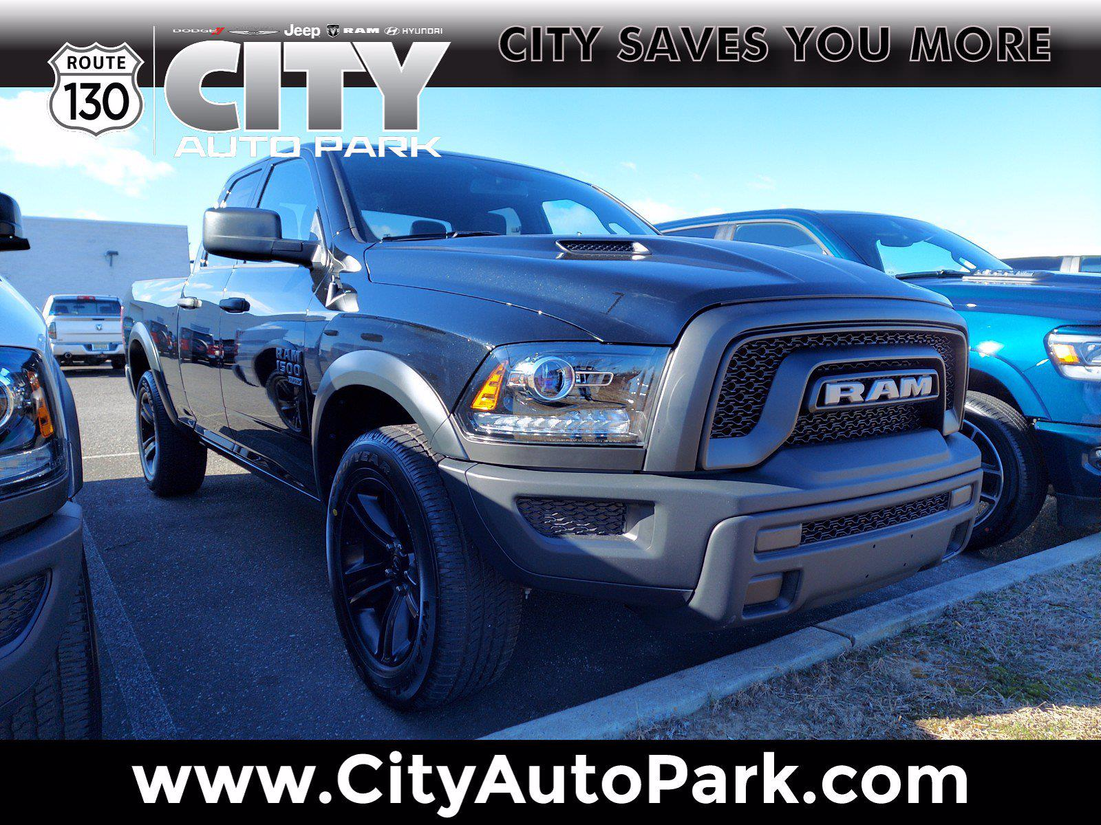 2021 Ram 1500 Quad Cab 4x4, Pickup #CM143 - photo 1