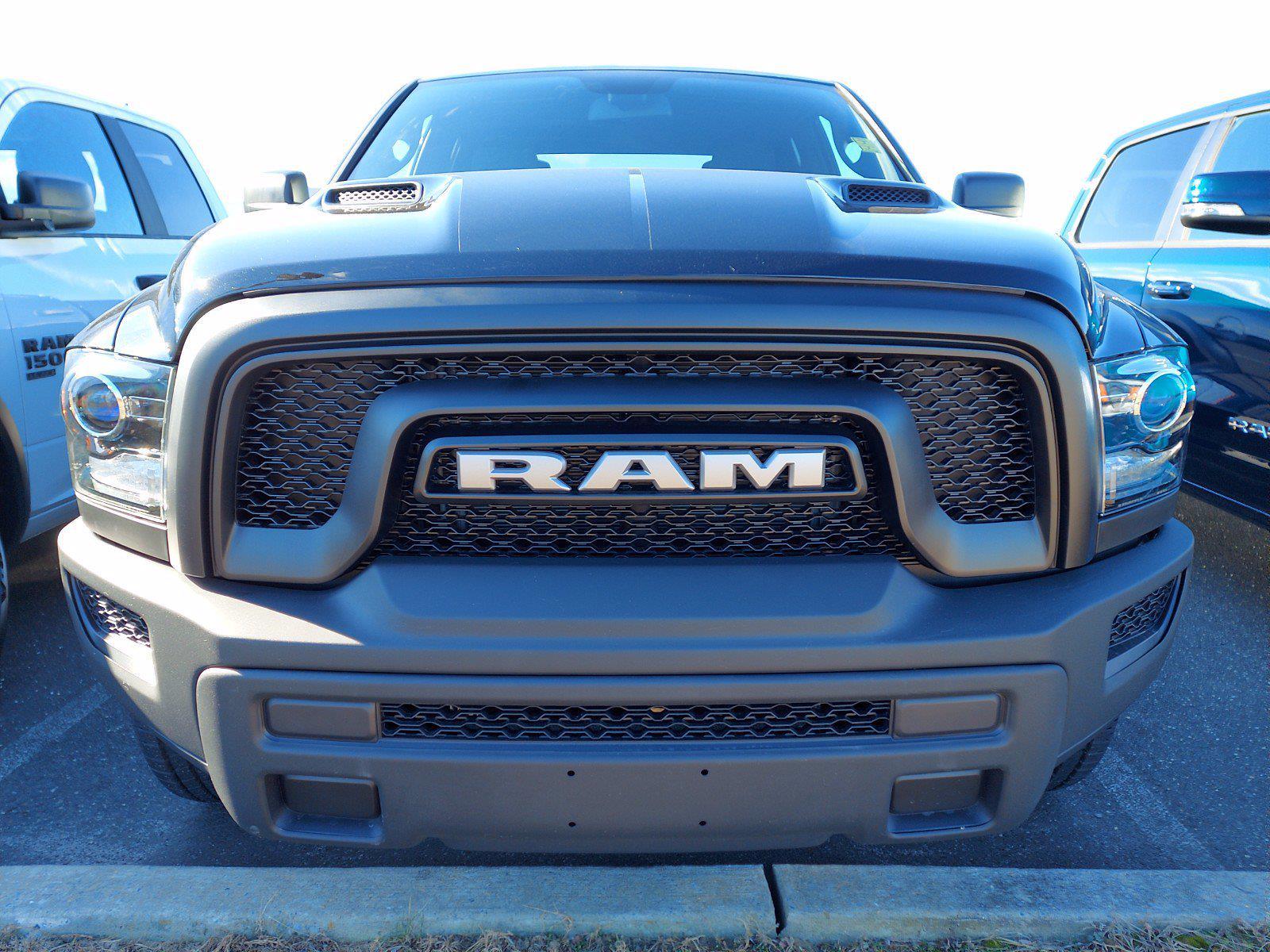 2021 Ram 1500 Quad Cab 4x4, Pickup #CM143 - photo 3
