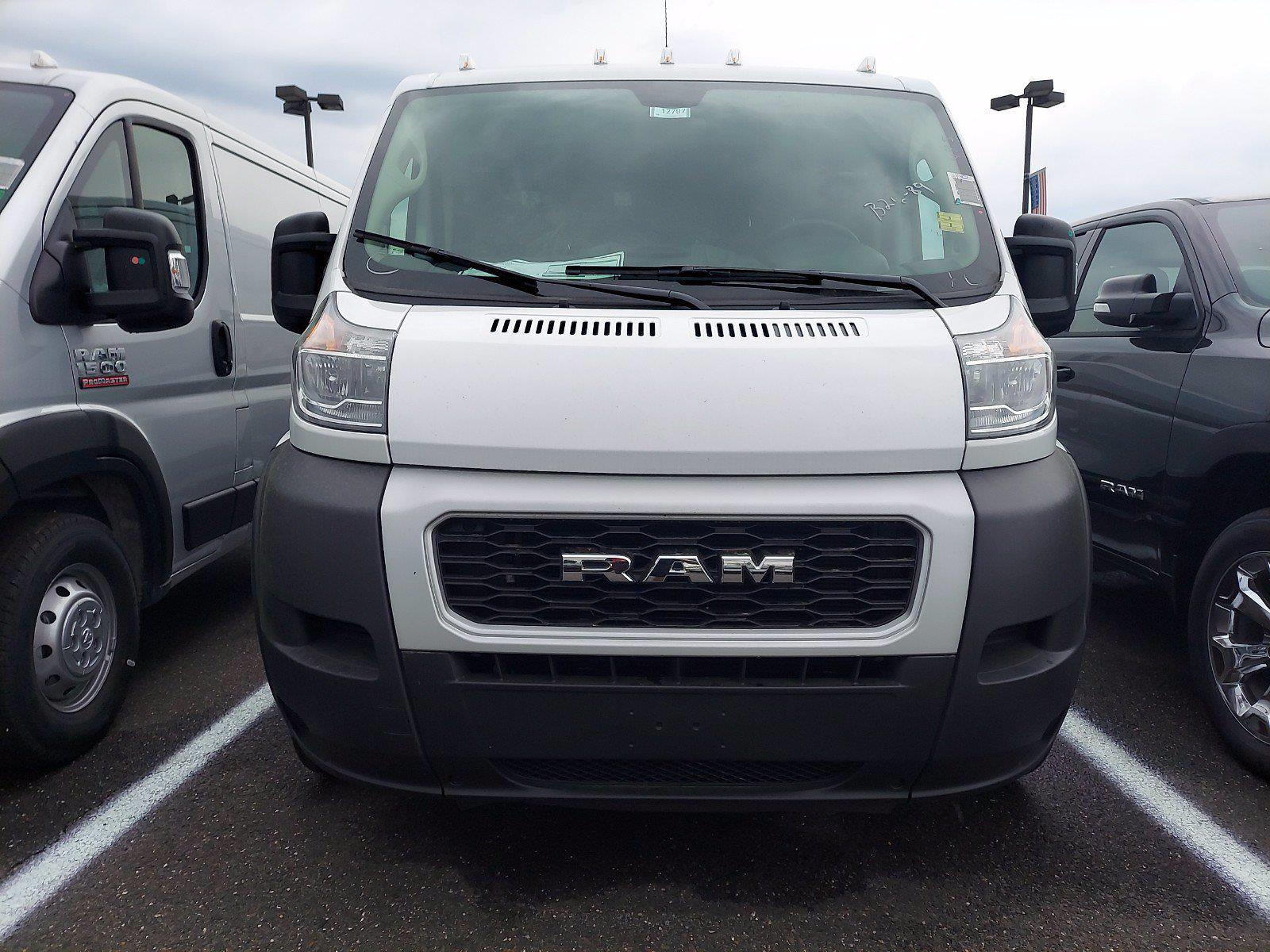 2021 Ram ProMaster 1500 Standard Roof FWD, Empty Cargo Van #CM155 - photo 1