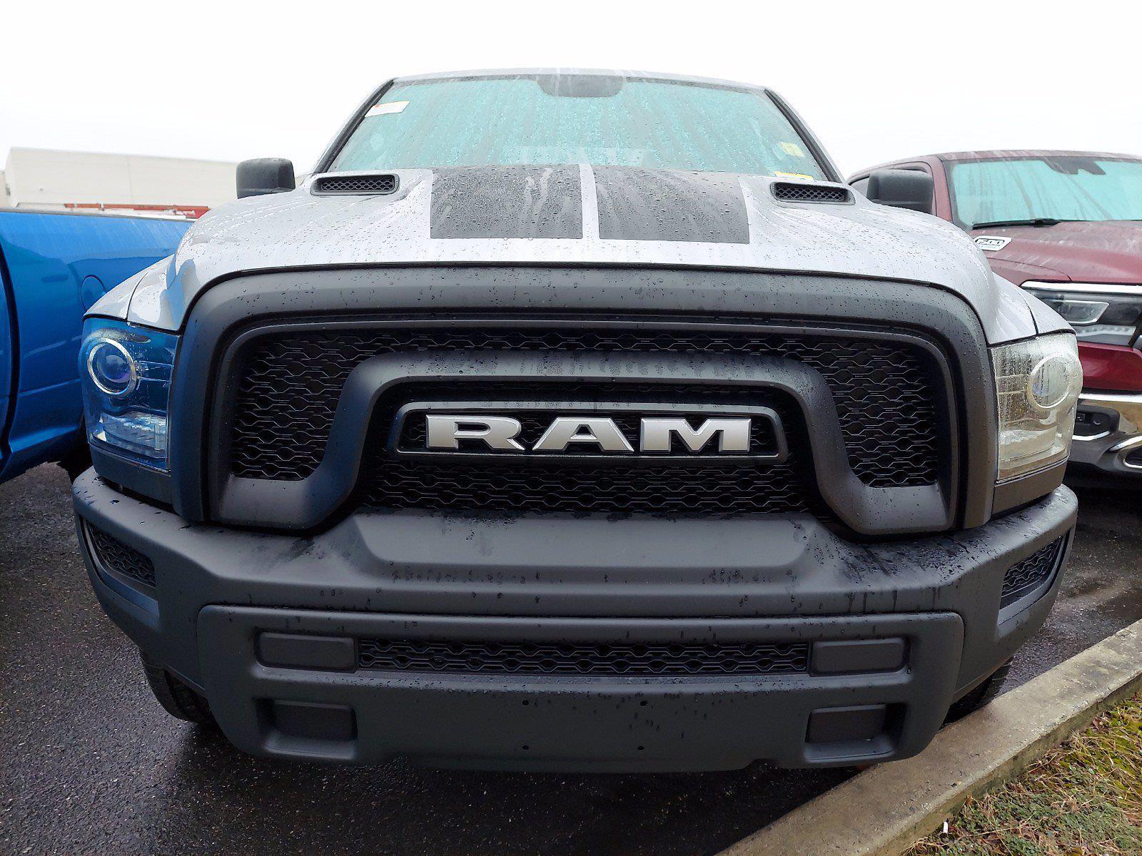 2021 Ram 1500 Quad Cab 4x4, Pickup #CM171 - photo 1