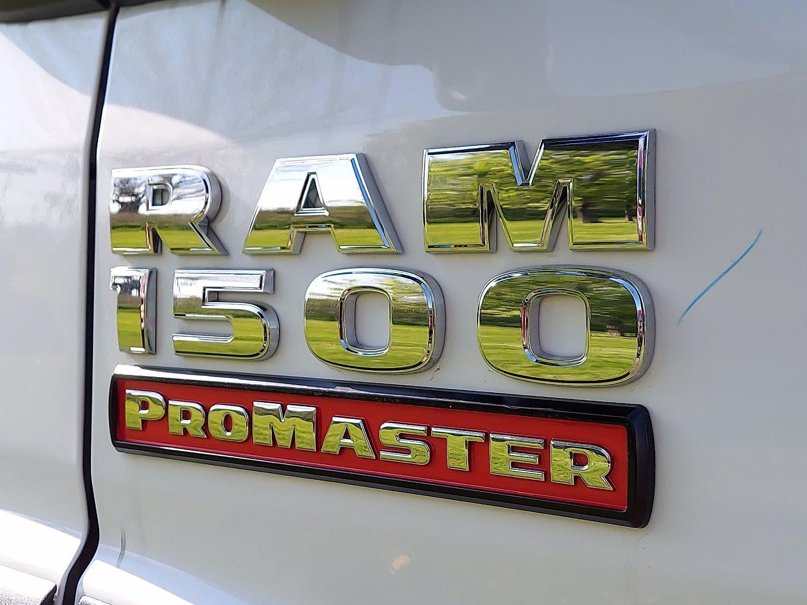 2021 Ram ProMaster 1500 Standard Roof FWD, Empty Cargo Van #CM212 - photo 6