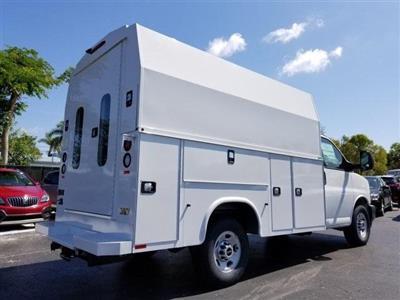 2018 Savana 3500 4x2,  Knapheide KUV Service Utility Van #T18149 - photo 2