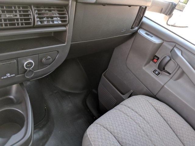 2018 Savana 3500 4x2,  Knapheide KCA Cutaway Van #T18487 - photo 15