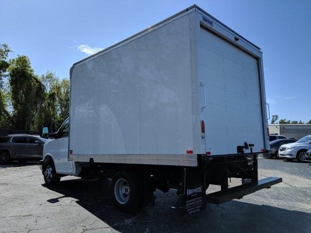 2018 Savana 3500 4x2,  Knapheide KCA Cutaway Van #T18487 - photo 9
